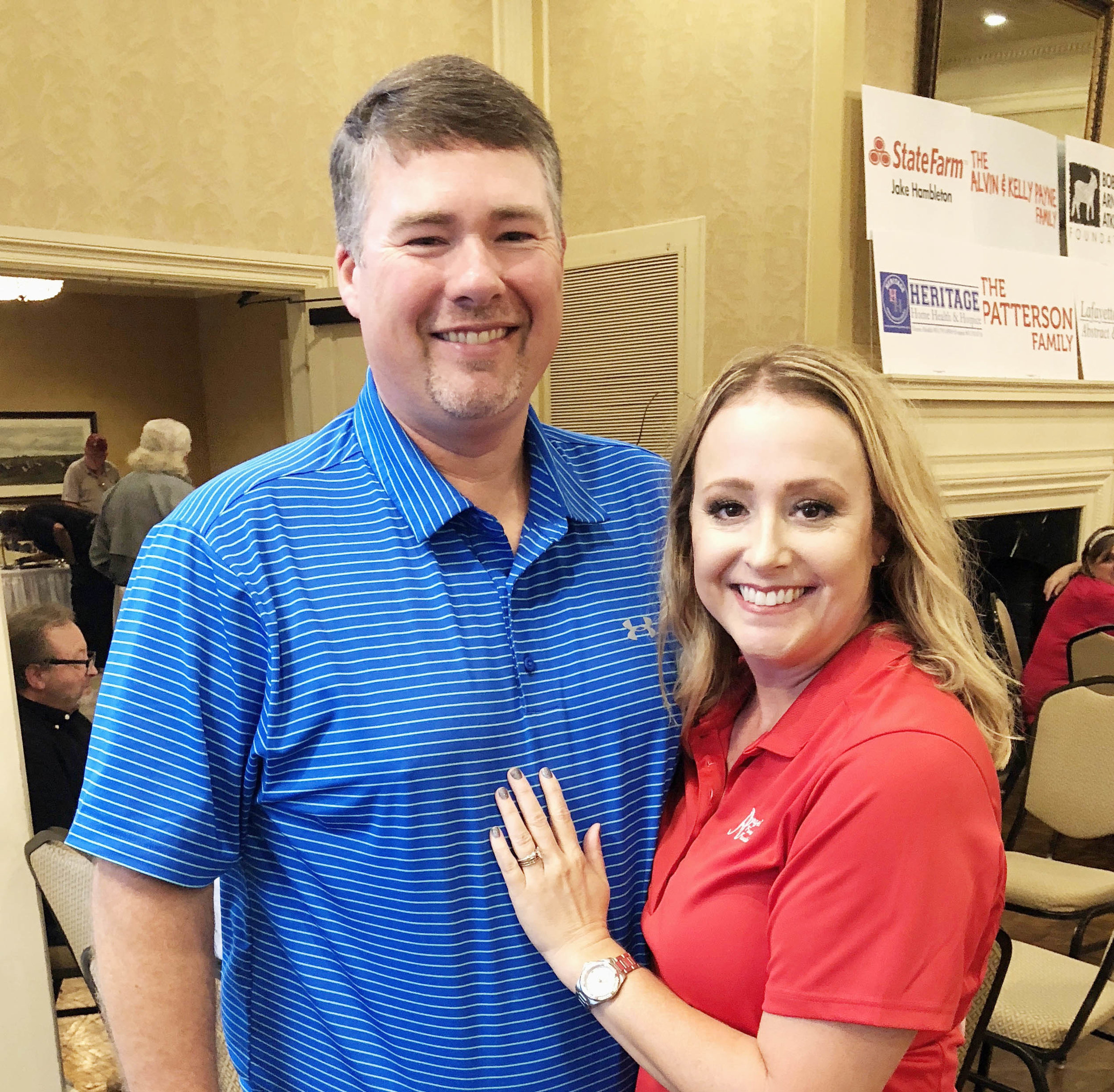 Dr. Randall and Kim Glass