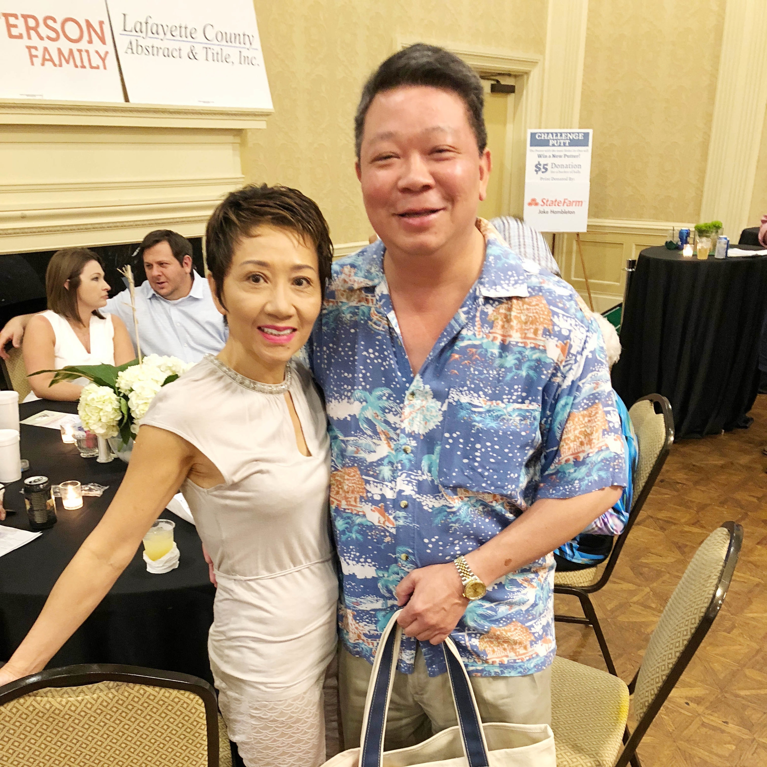 Deanna and Dr. Anthony Tran
