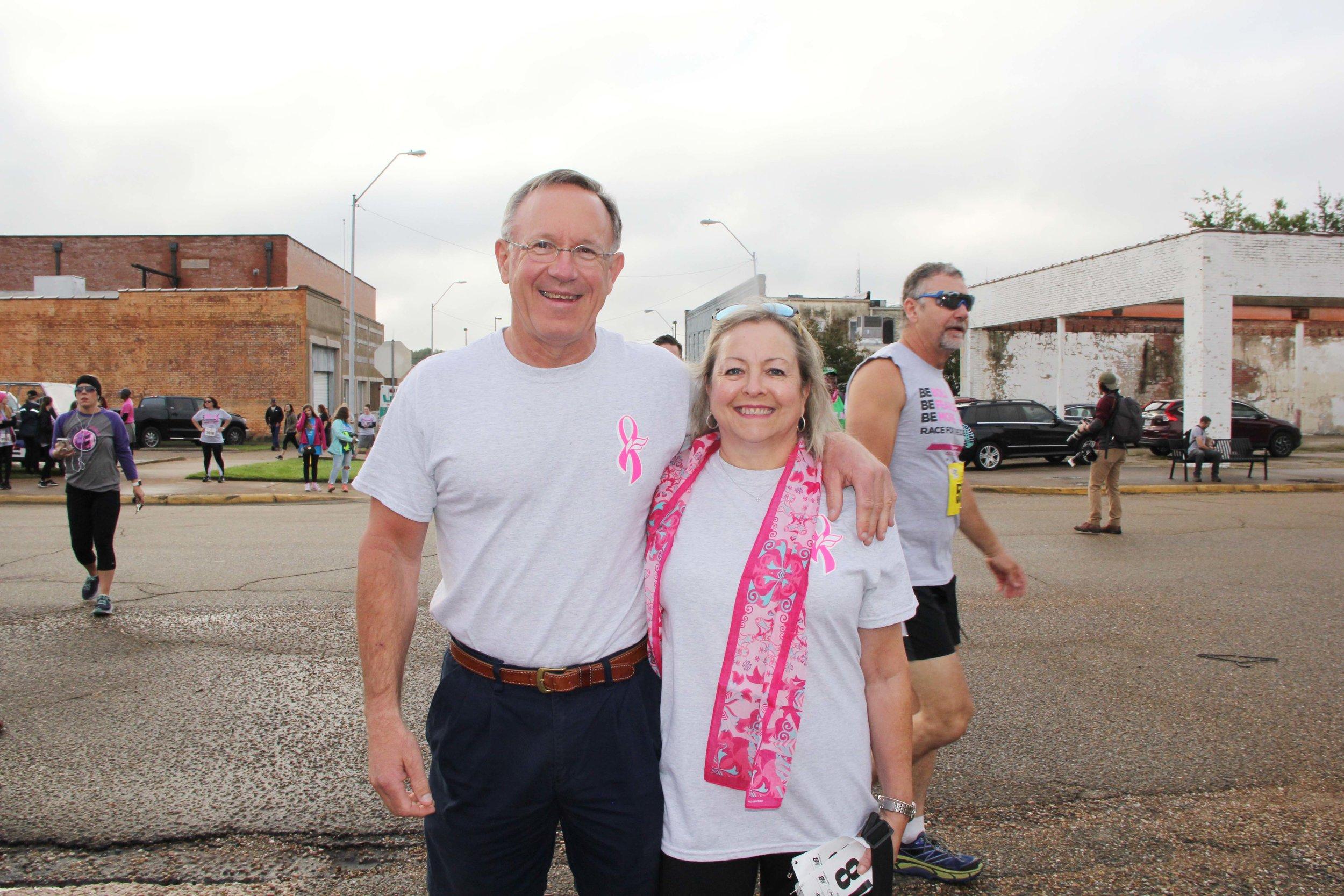 James and Kathy Bramlett