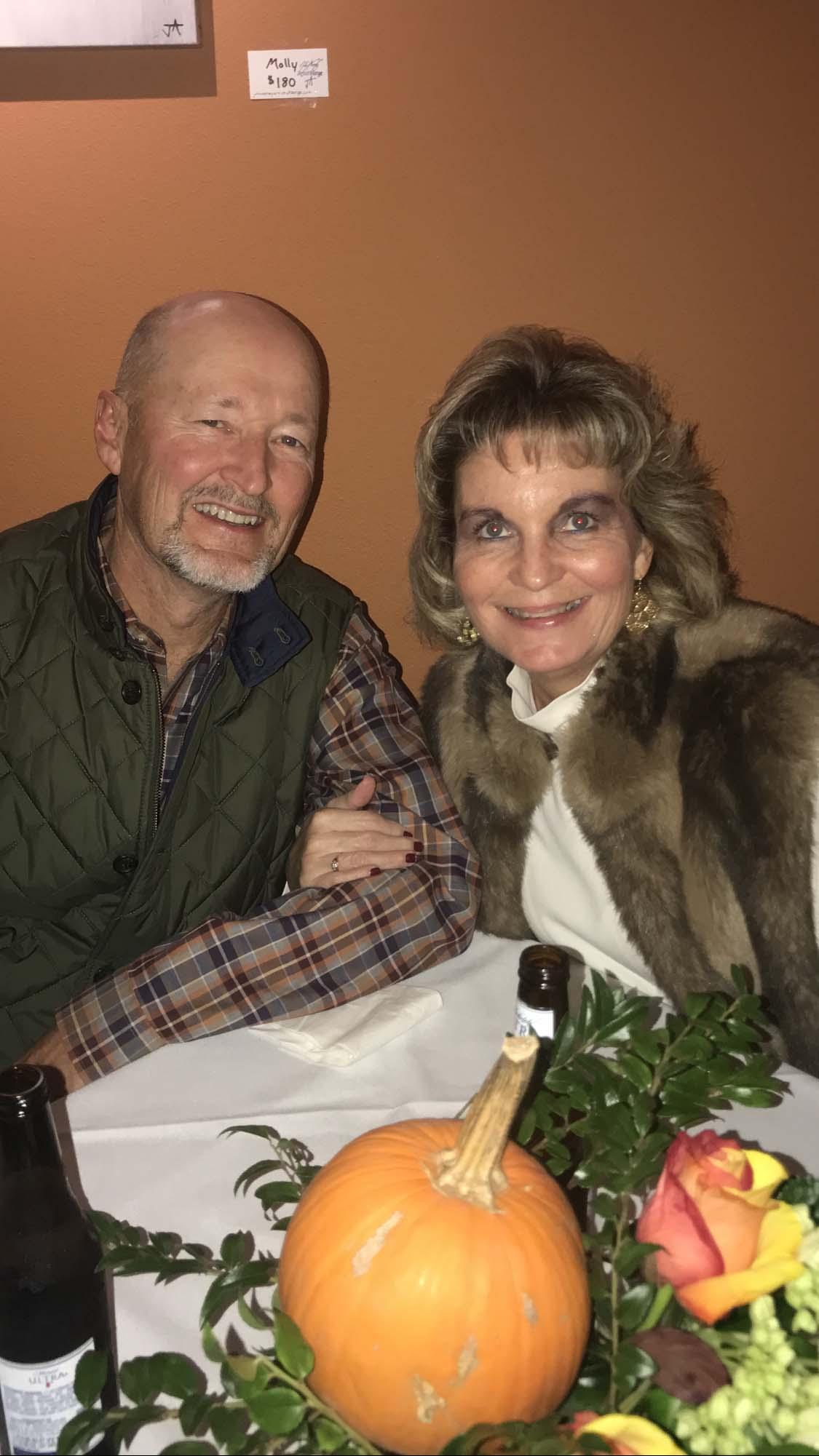 Tim and Donna Nash