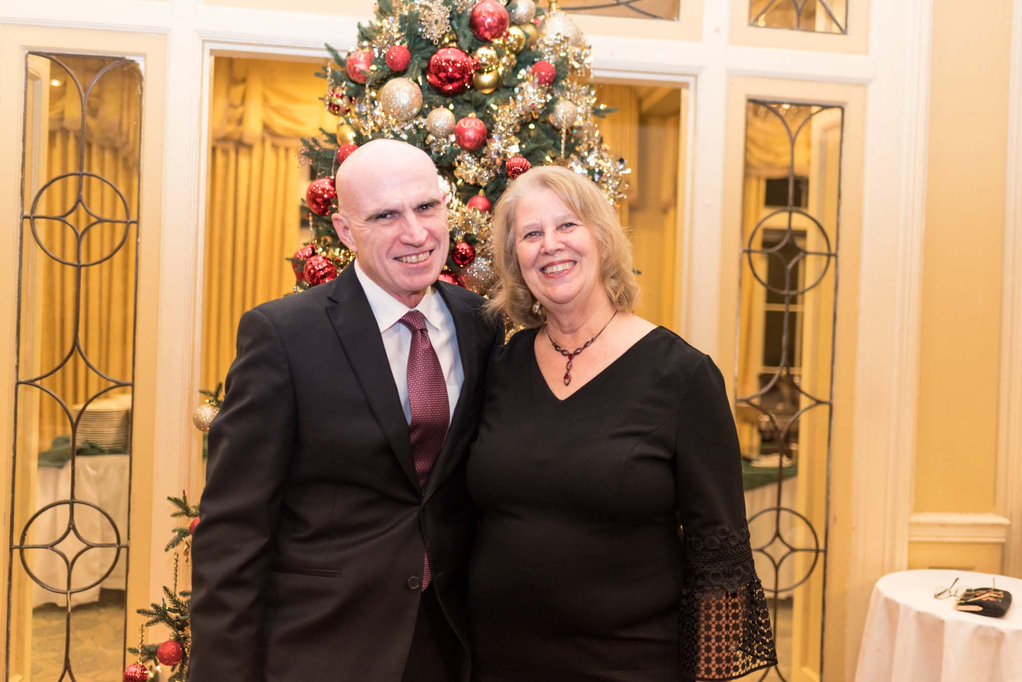John and Susan Stanley