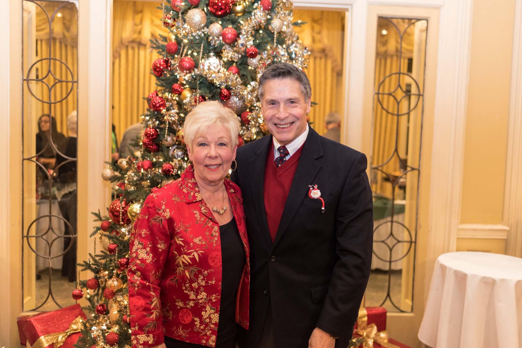 Gail and Gene Cogbill