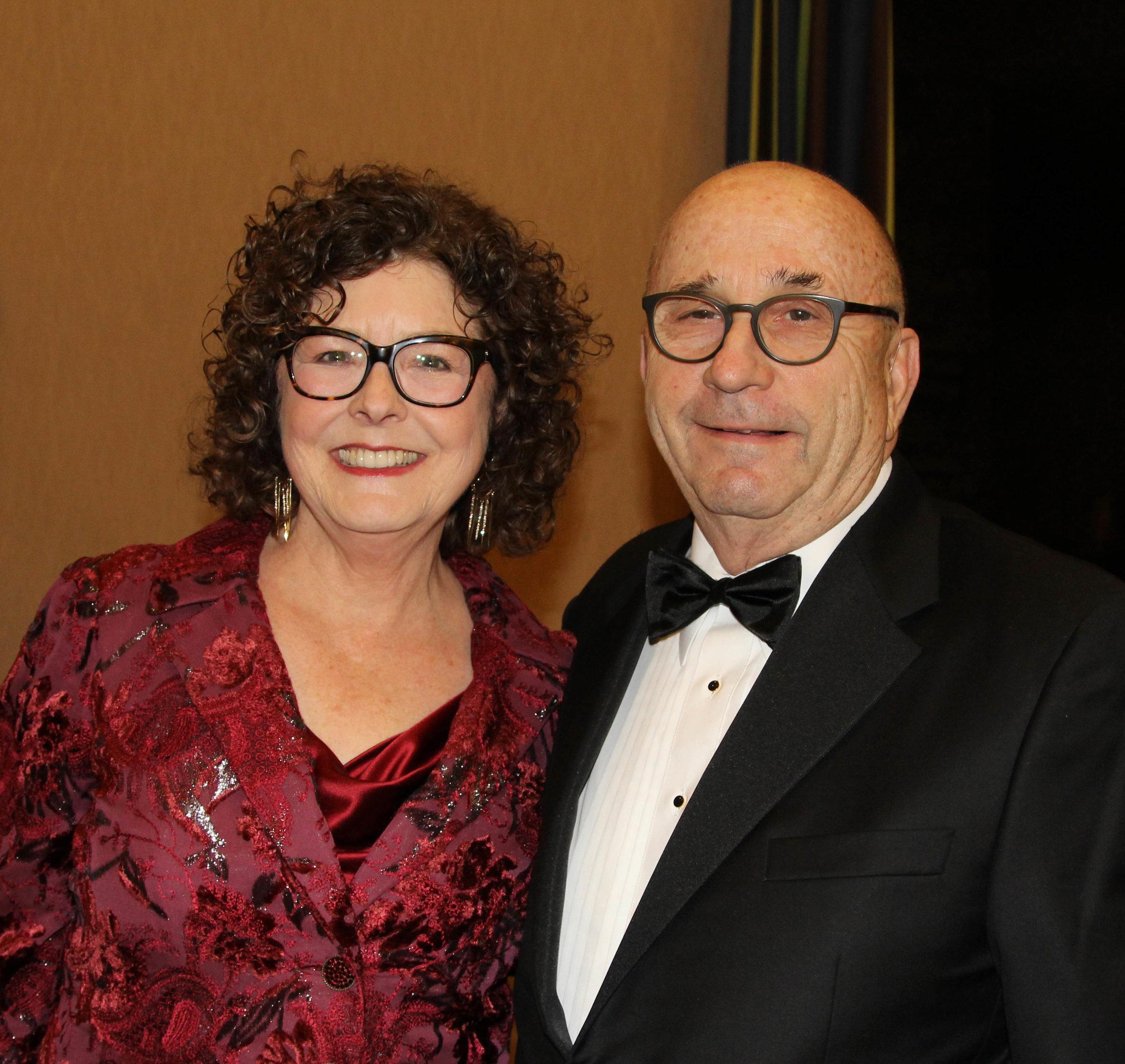 Barbara Yates and James Freeman
