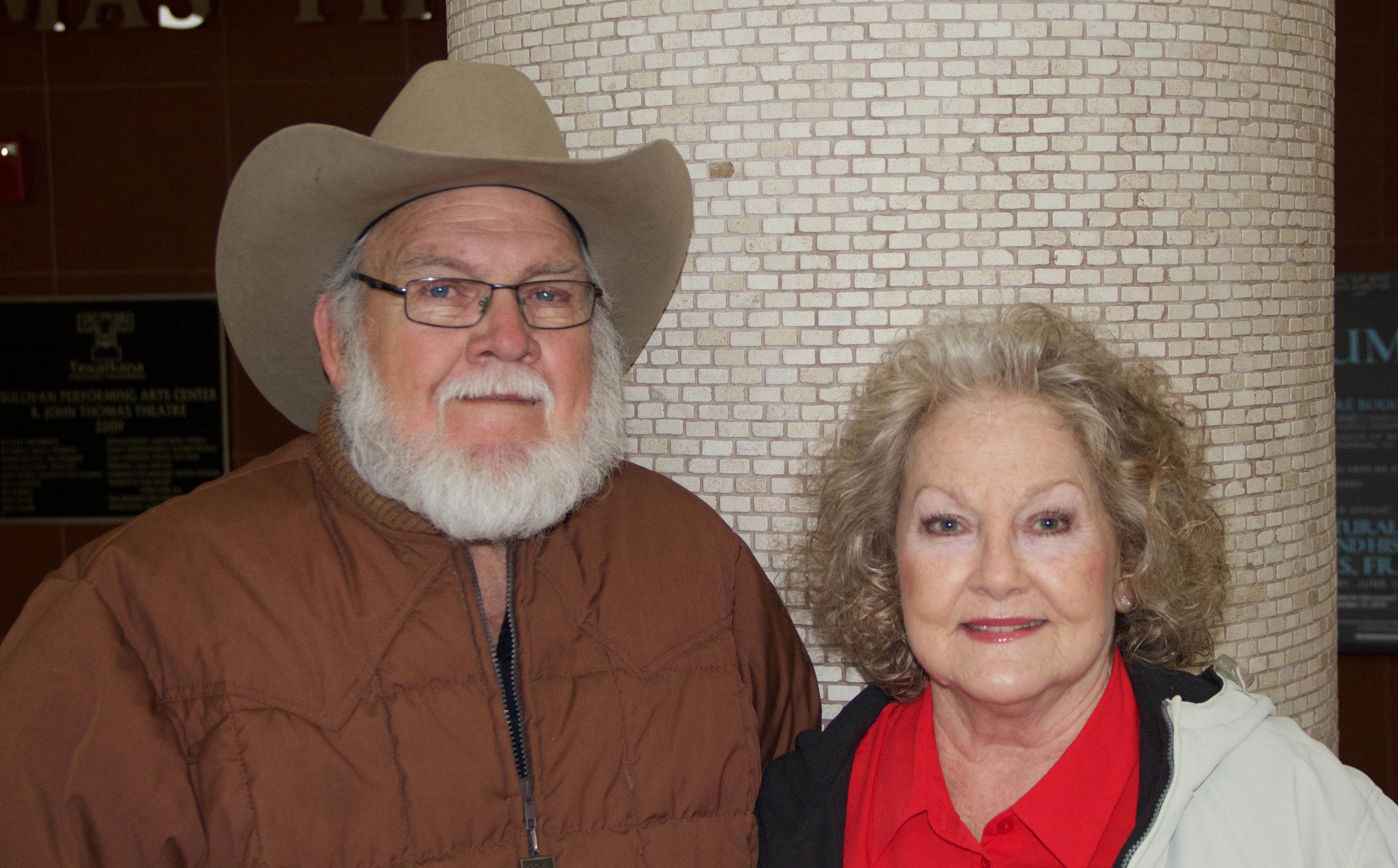 Bill and Patty Jones