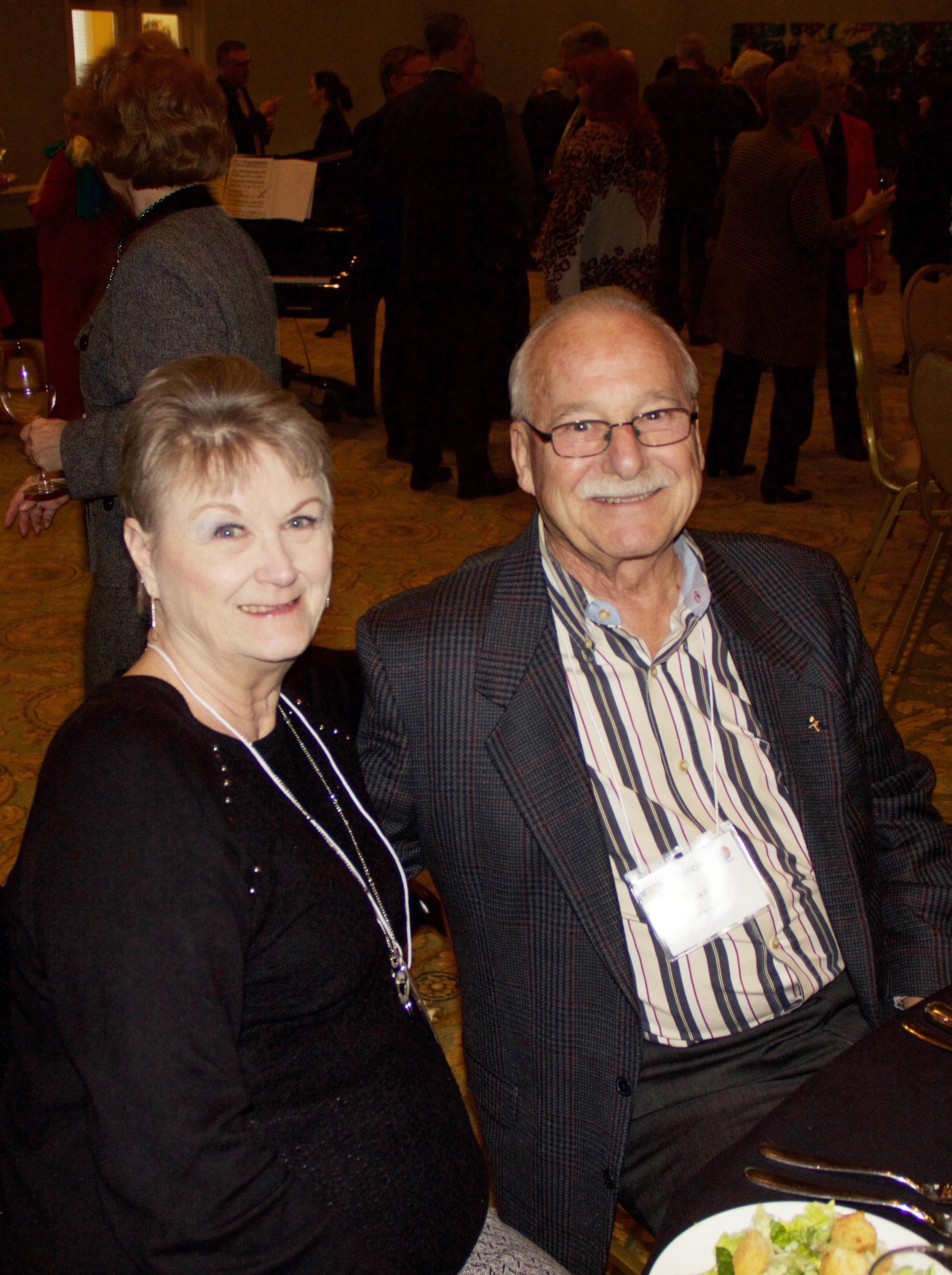 Lynda and Francis Seidel