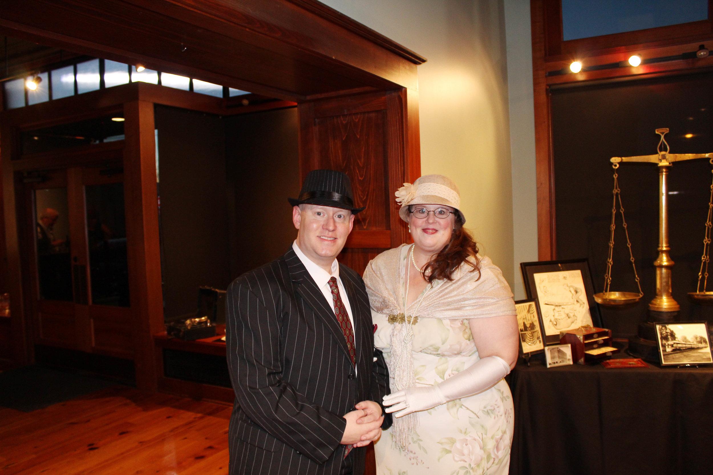 James and Stephanie Syler
