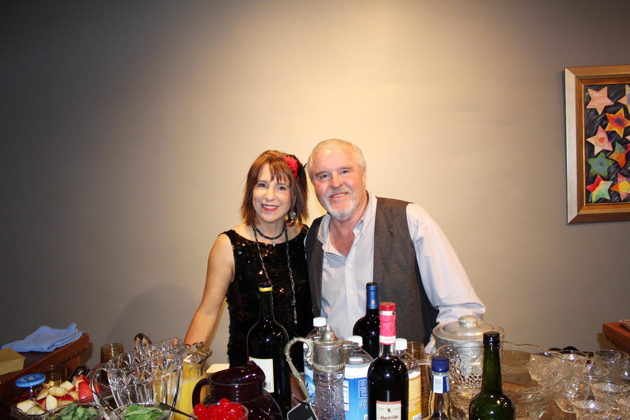 Jo and Bobby Thomason
