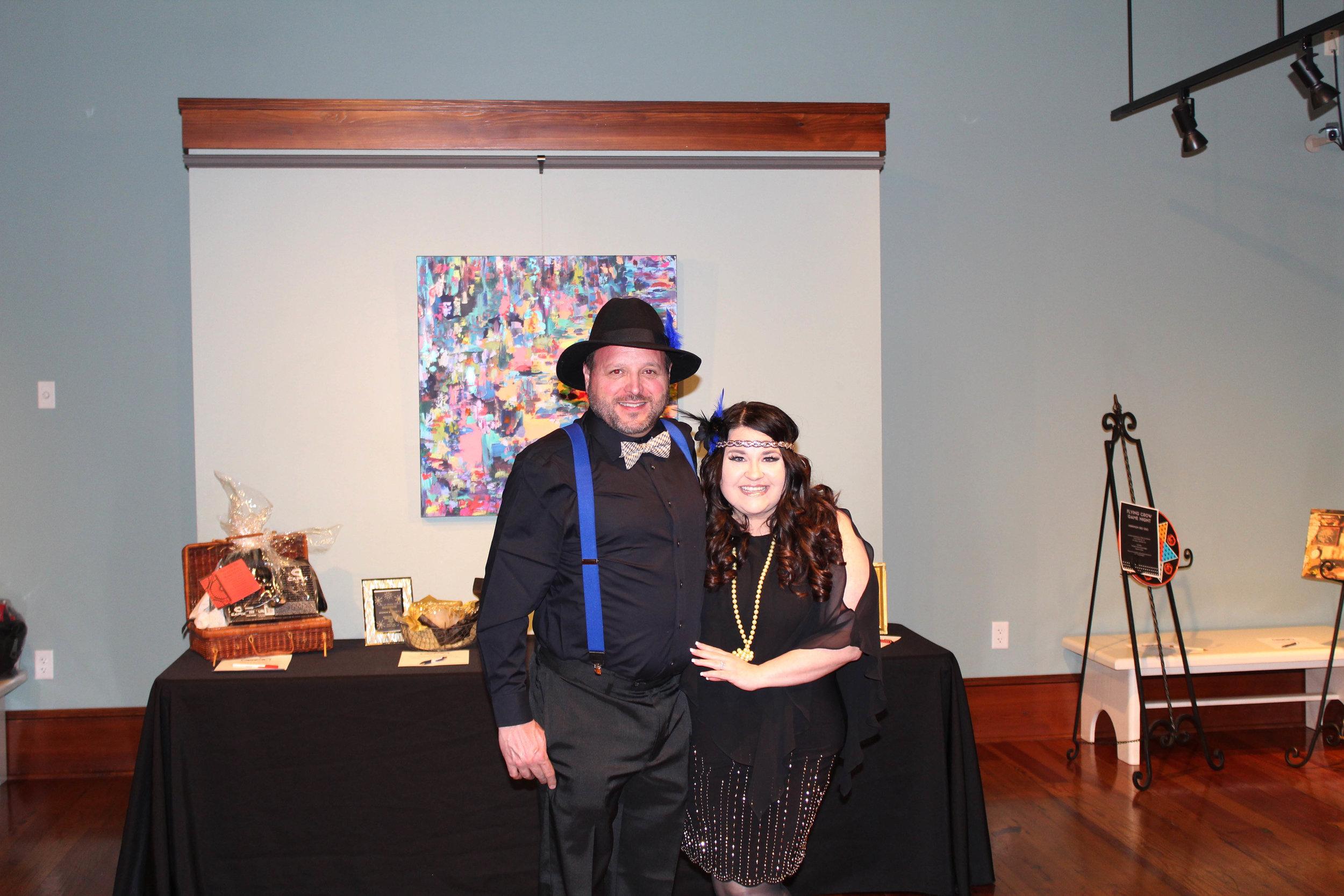 Marc Cogburn and Kelli Alamond-Cogburn