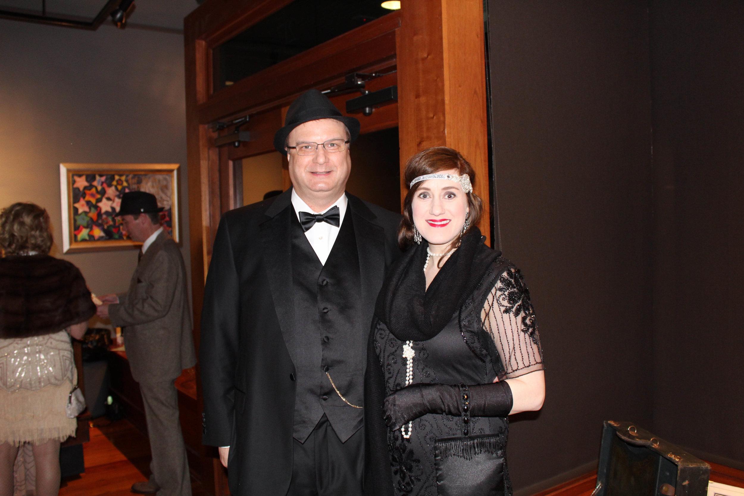 Andrew and Angela Clark
