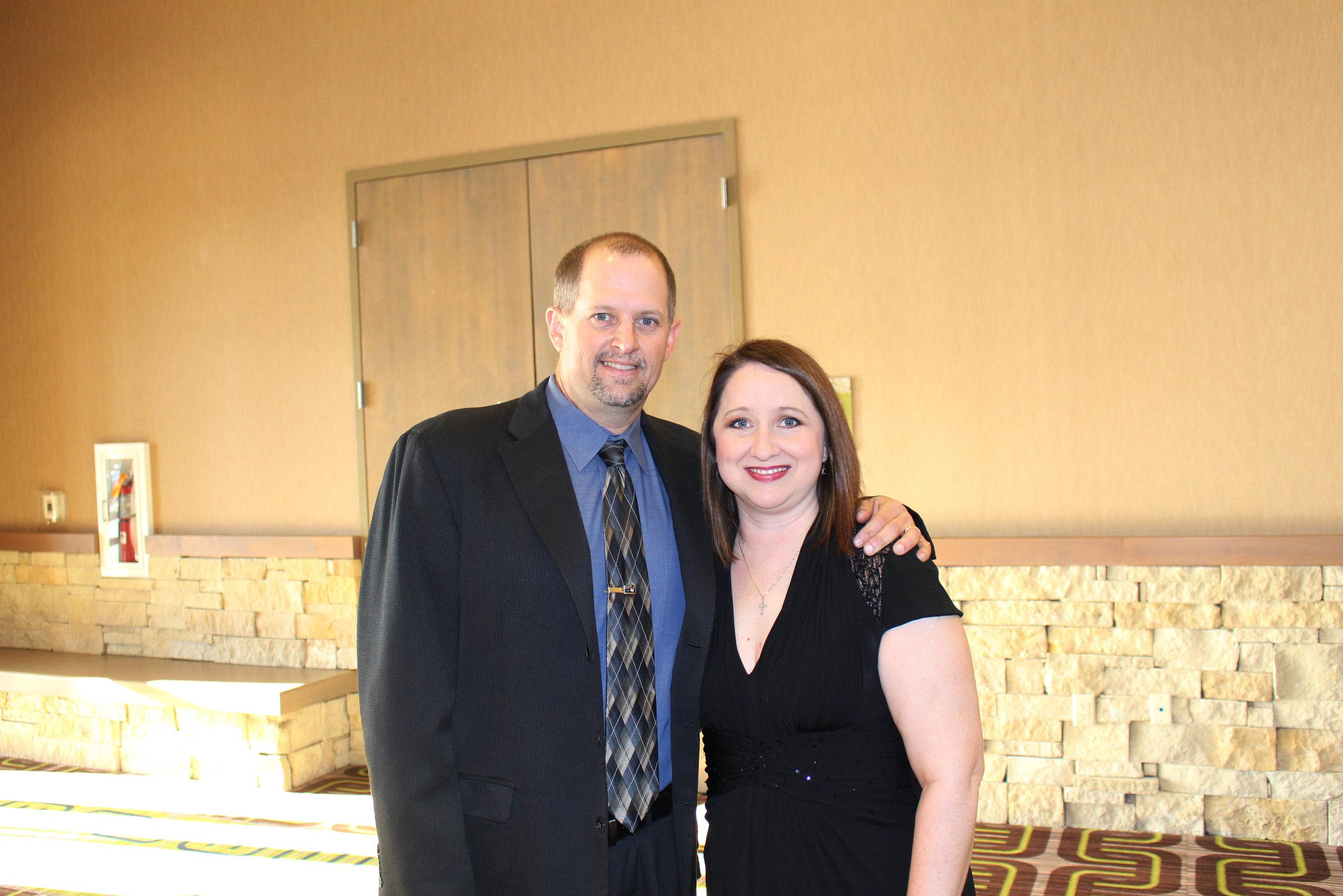 Burns and Rebecca Barr