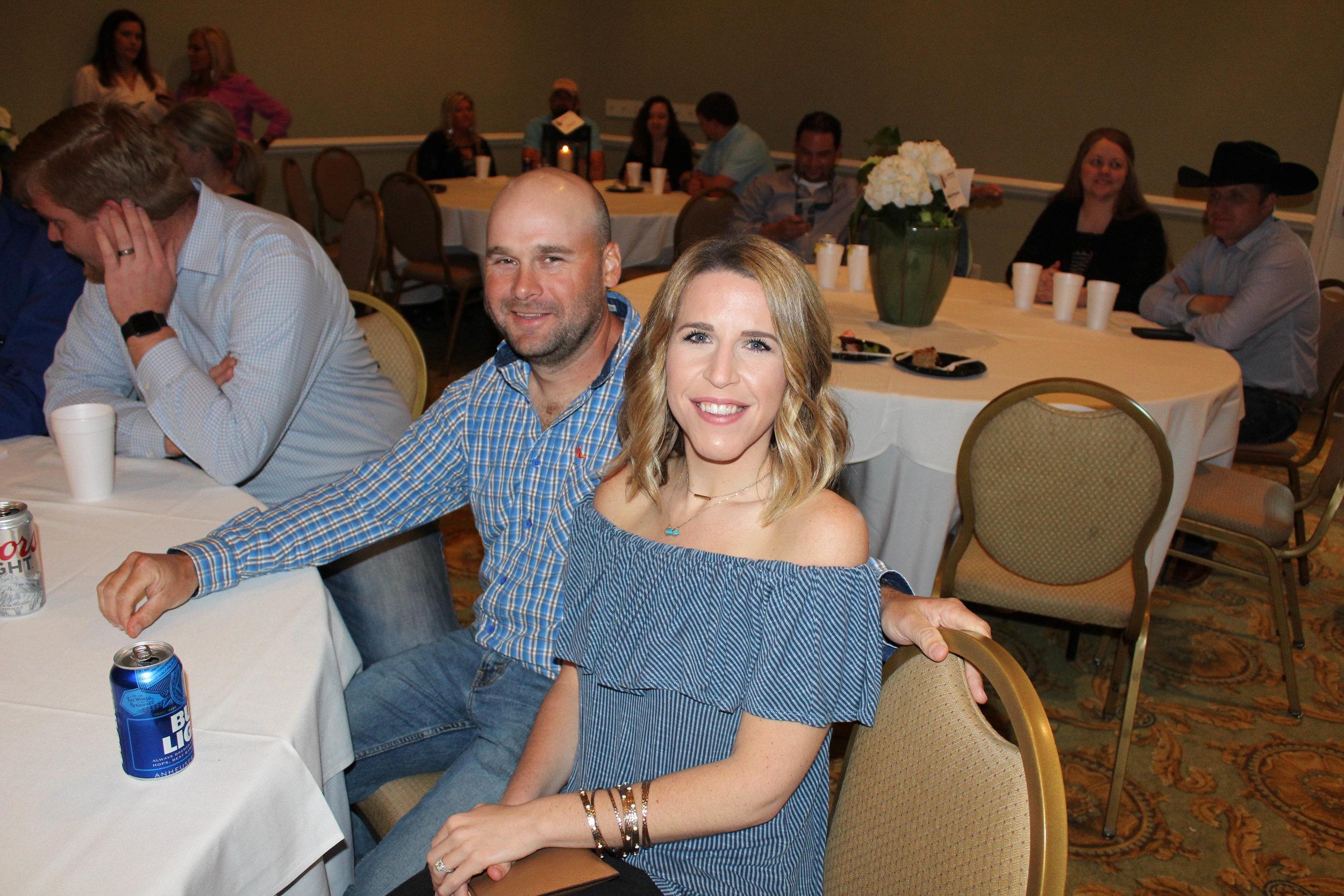 Josh and Kathryn Kurtz
