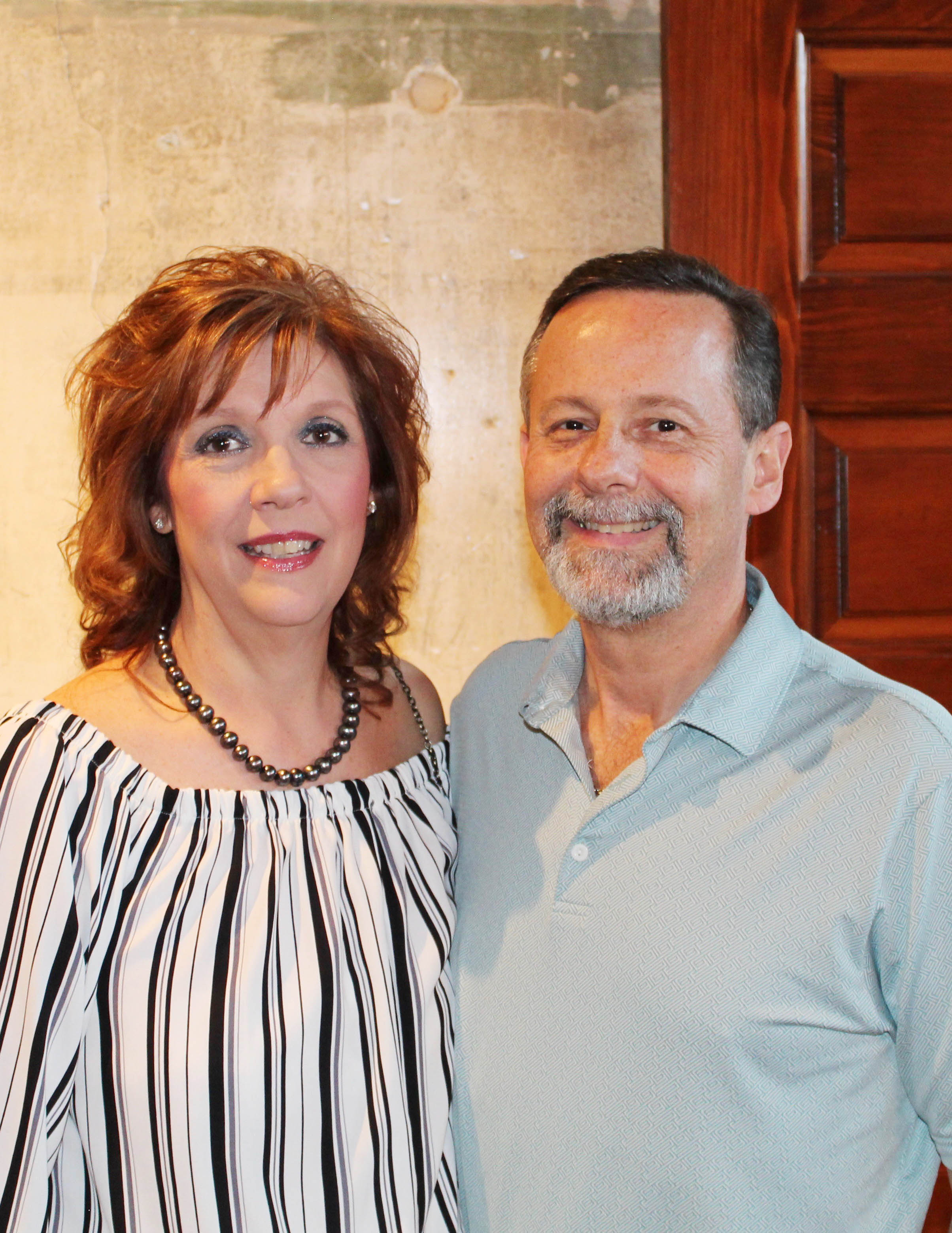 Ida and David Alexander