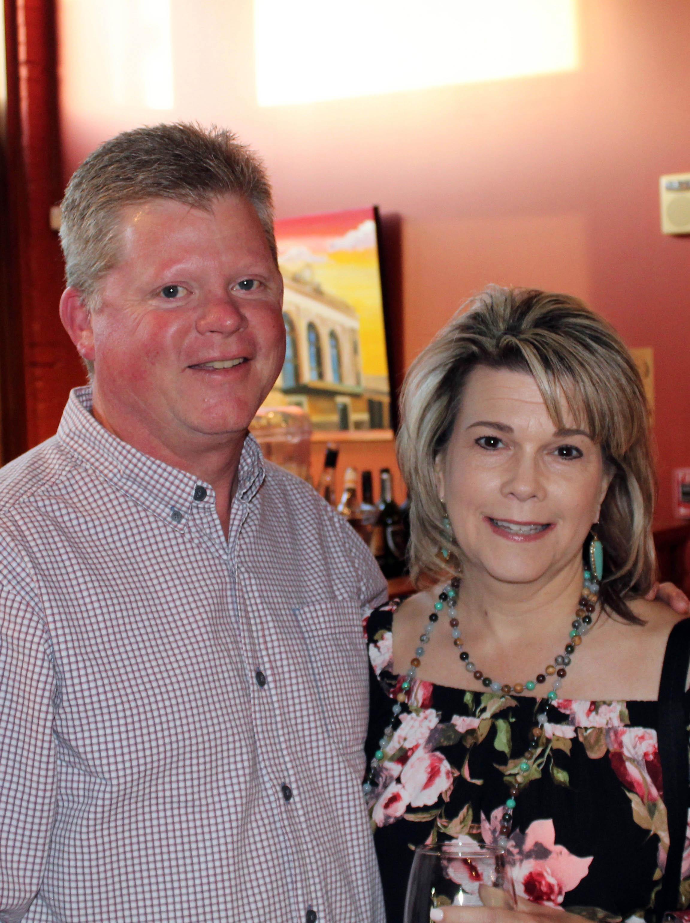 Joe and Robin Christen