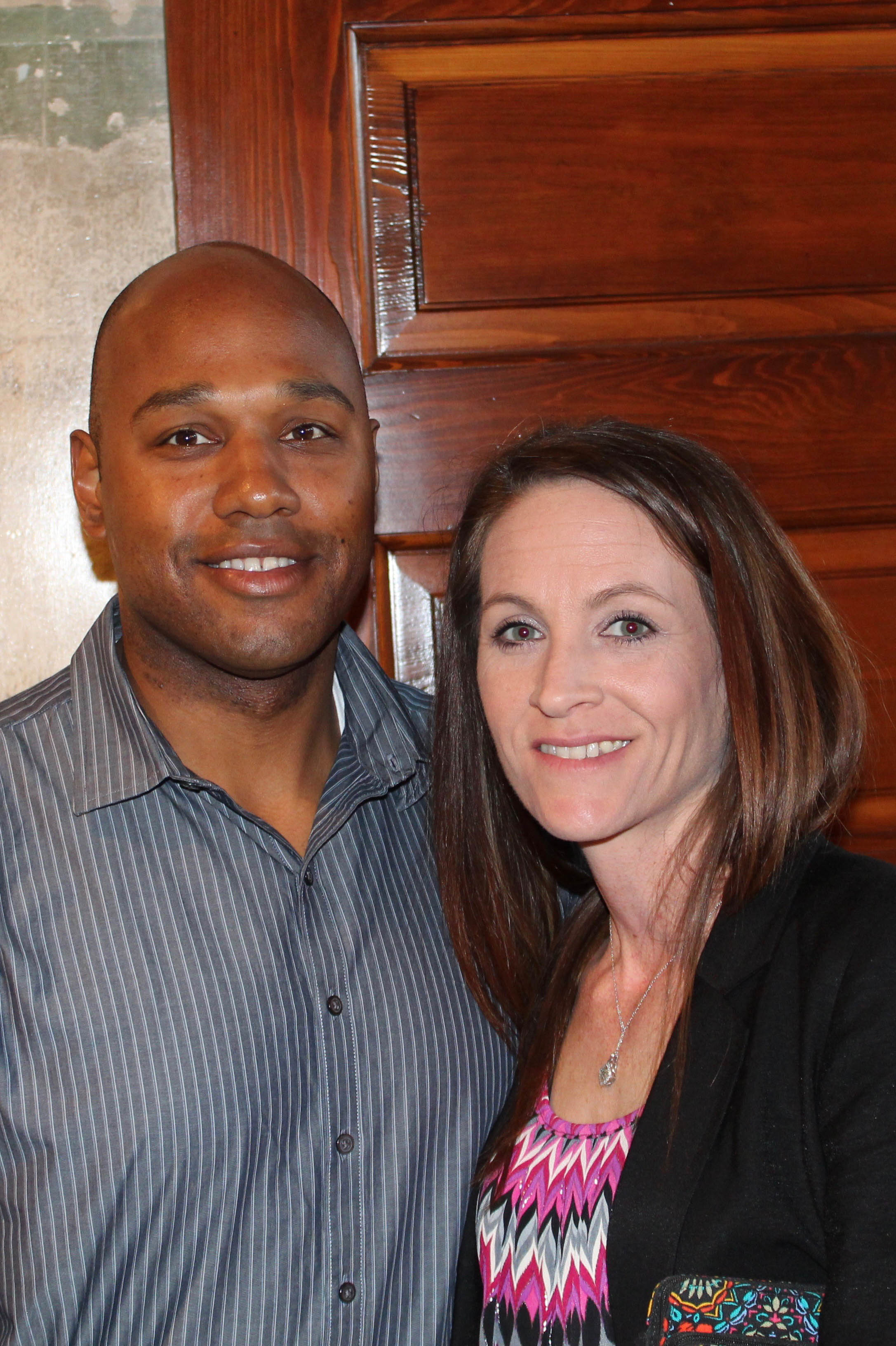 Lee and Sara Shavers
