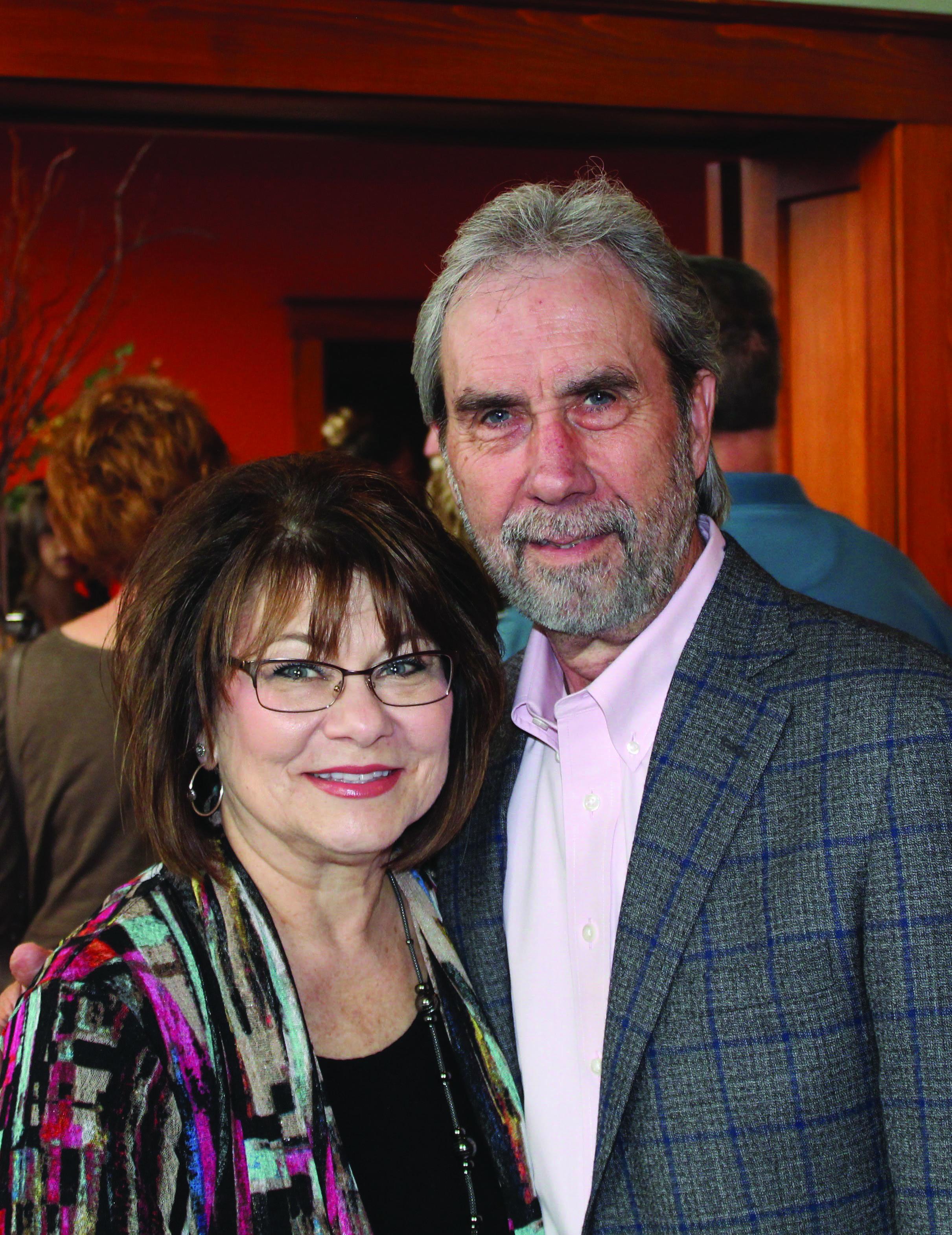 Carla and David Whatley