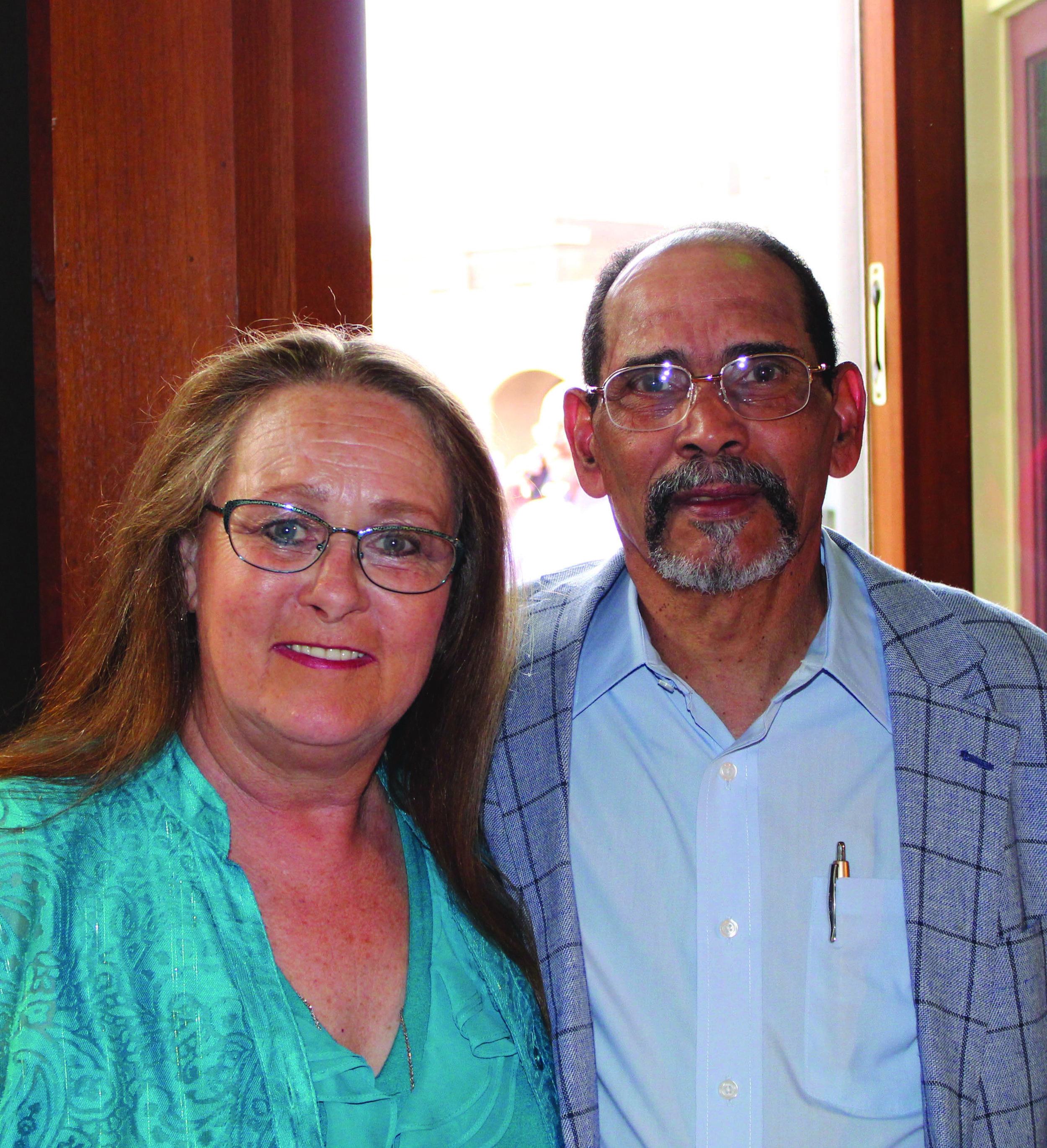 Cathy Pennington and Nole Coco