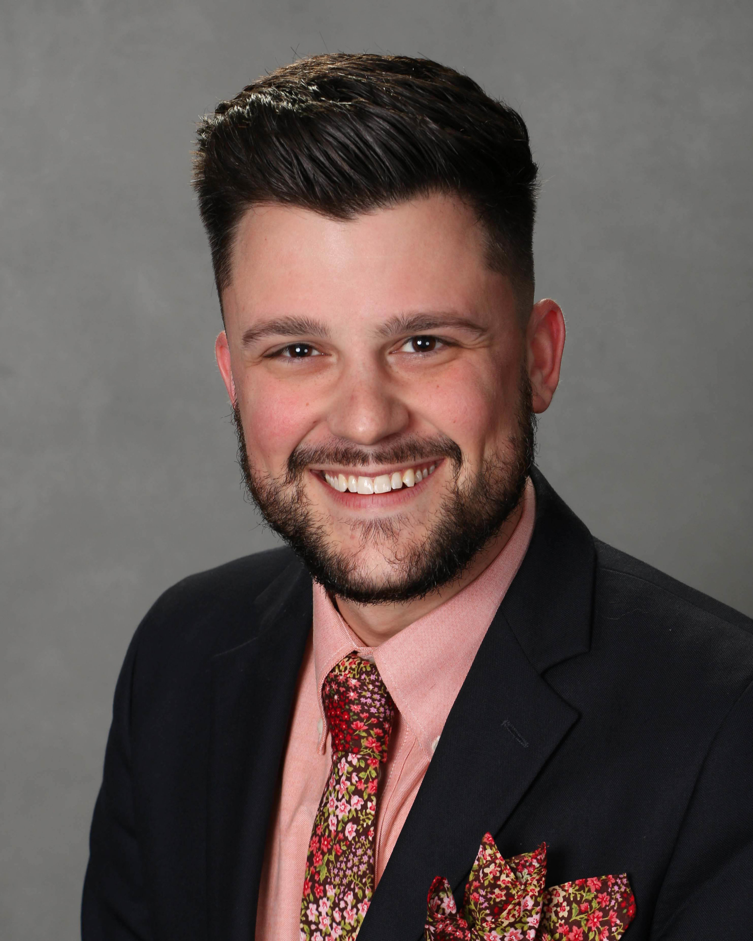 Michael Stephenson – Coordinator of Student Life & Orientation Texas A&M University- Texarkana