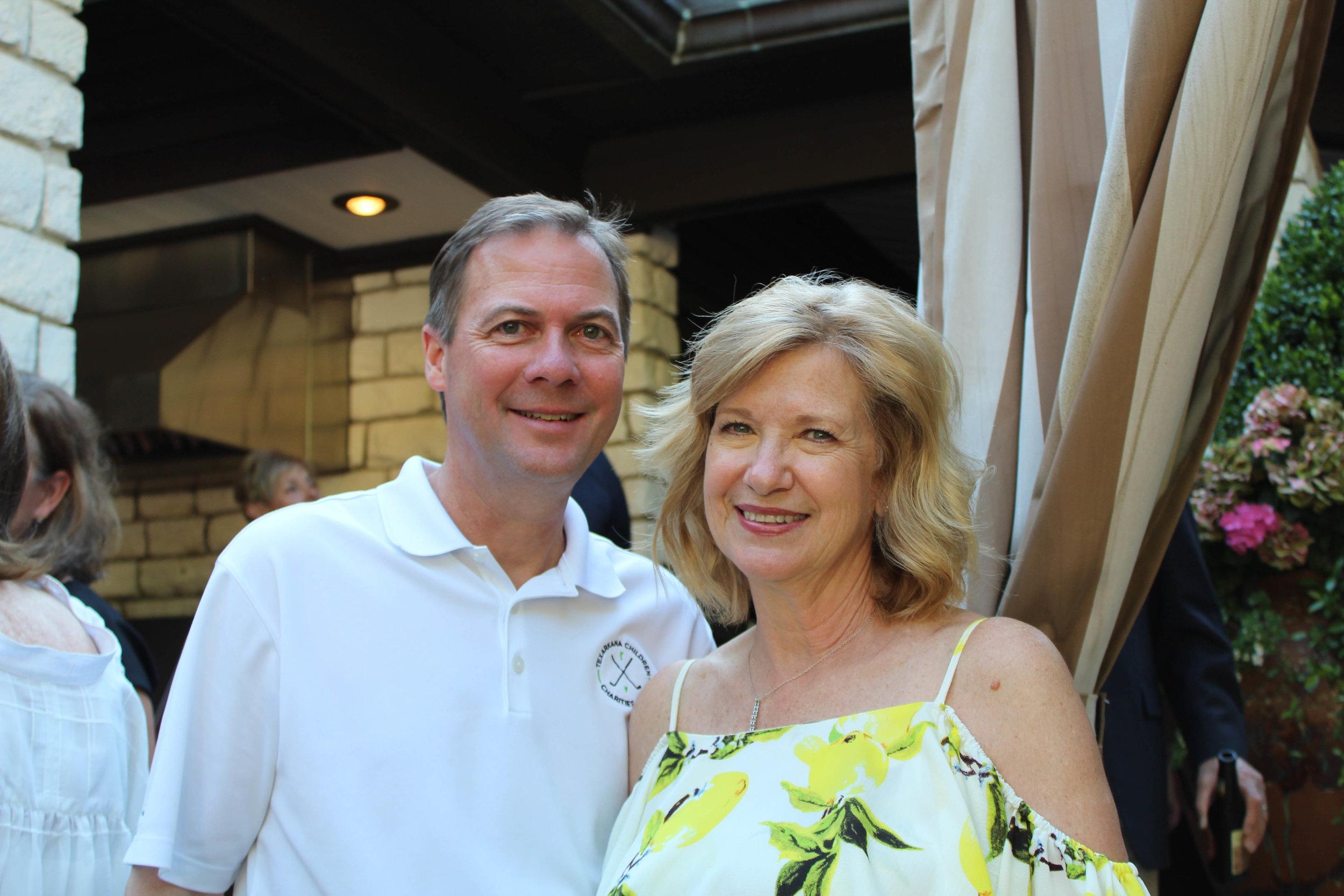 Mark and Cathy Van Herpen