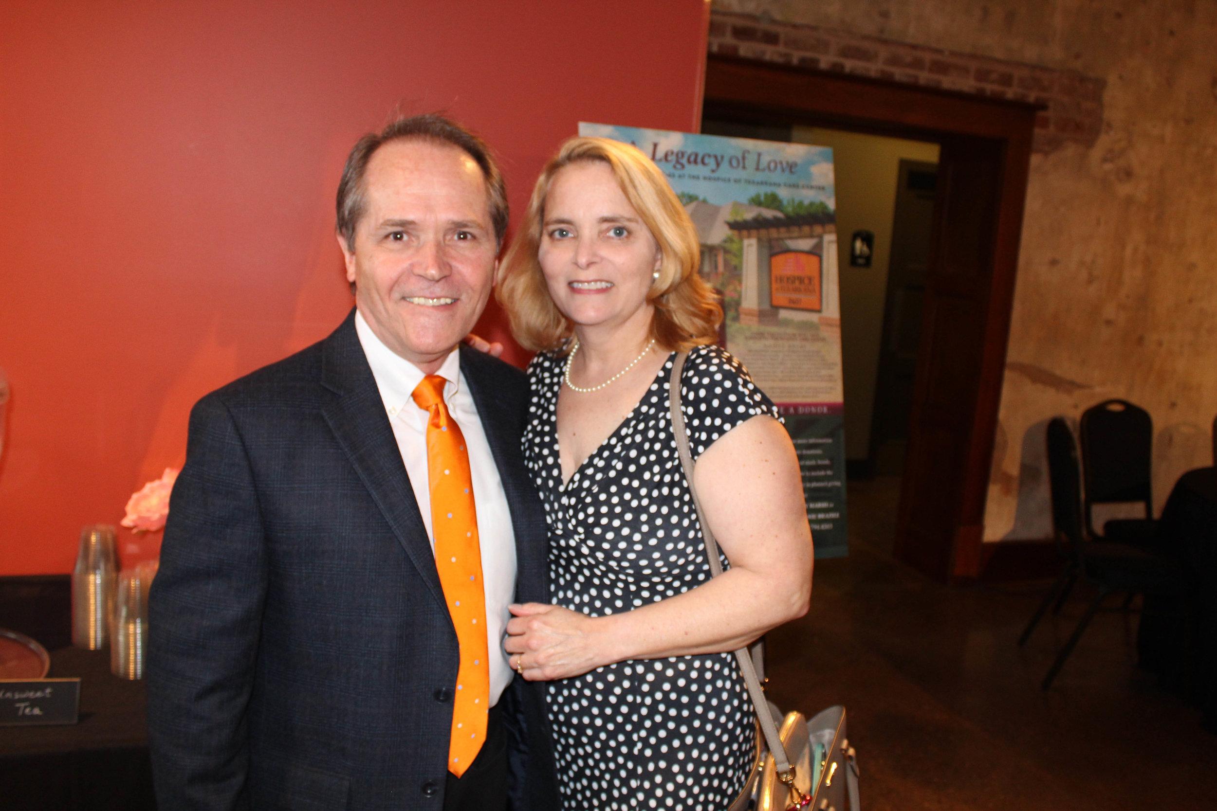 Brian and Patti Goesl