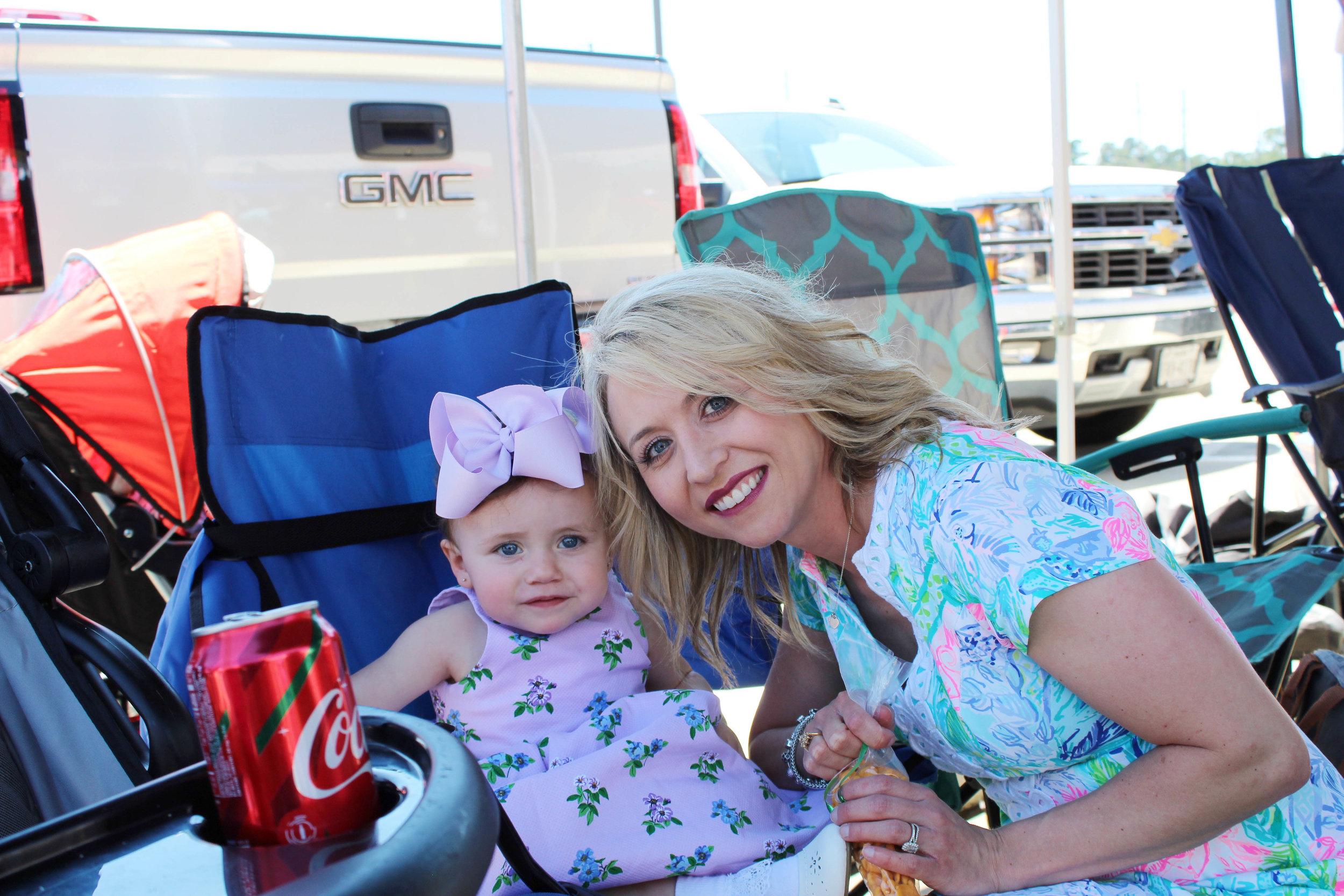 Caroline and Jessica Smith