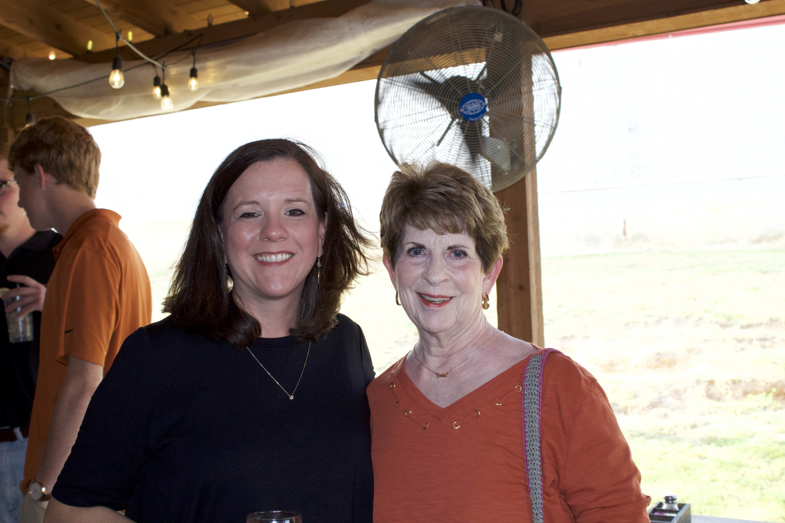 Anna Marie Hornsby and Suzy Heath