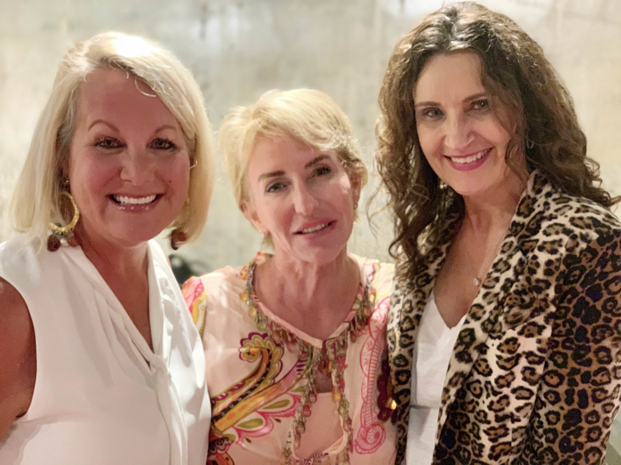 Mindy Day, Melissa Keil and Terri Giles
