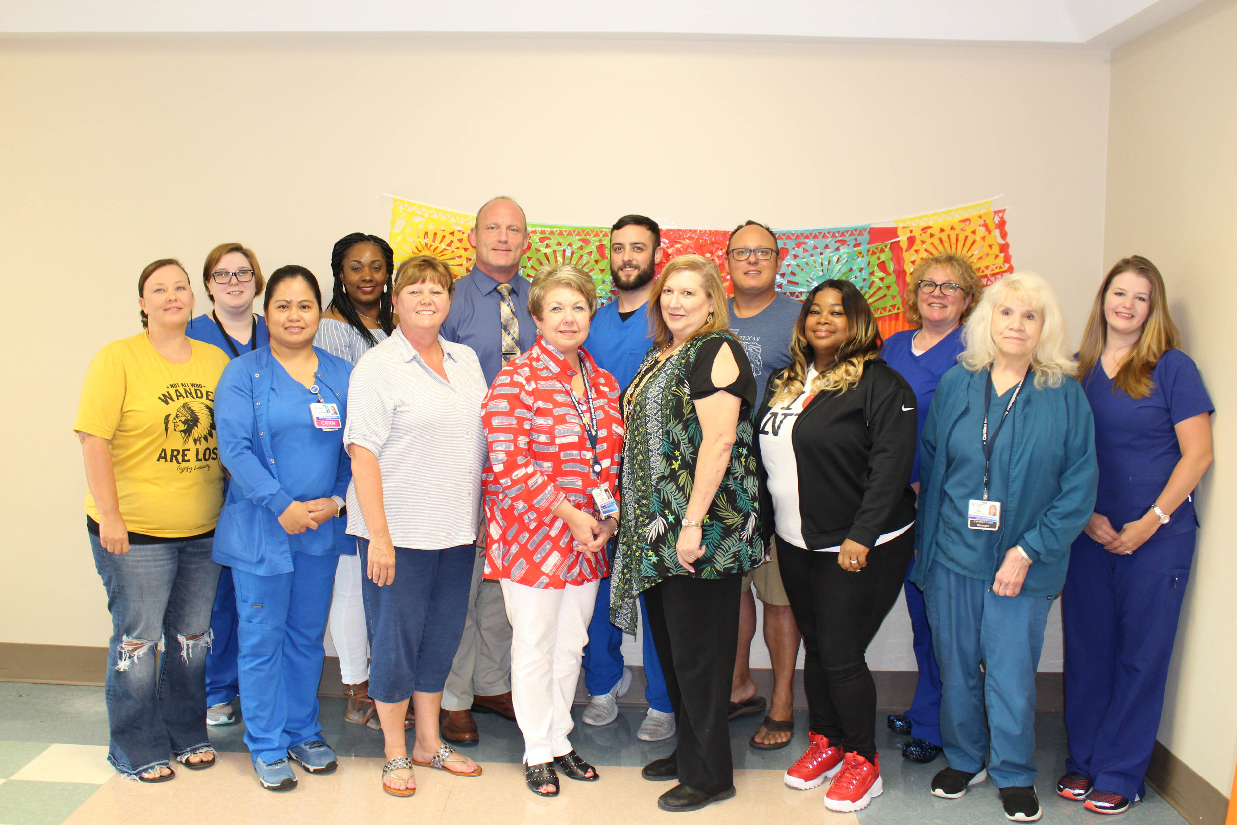 Encompass Health Welcomes CRRNS
