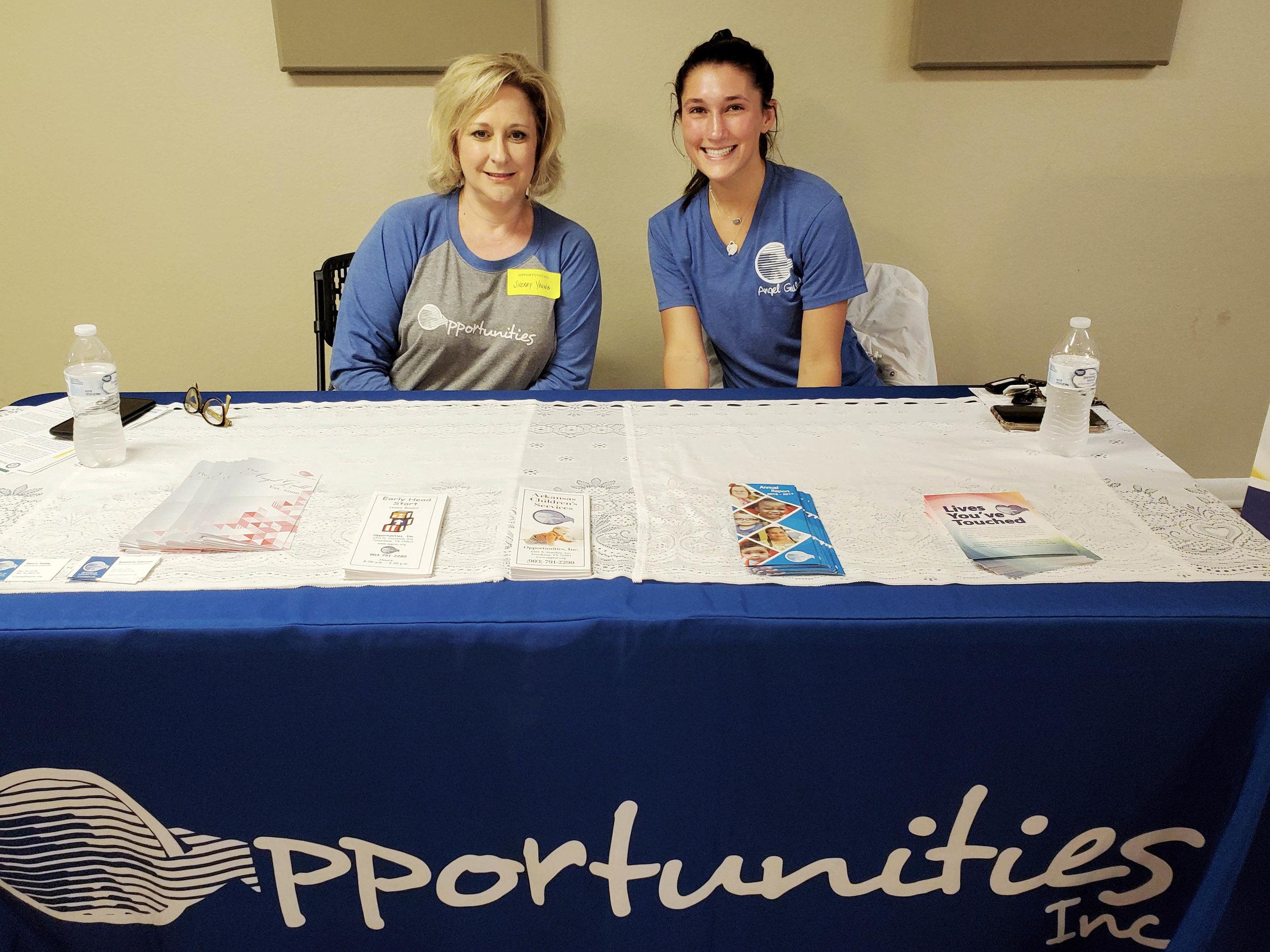 Sherri Young and Rebekah Drennon – Opportunities, Inc.