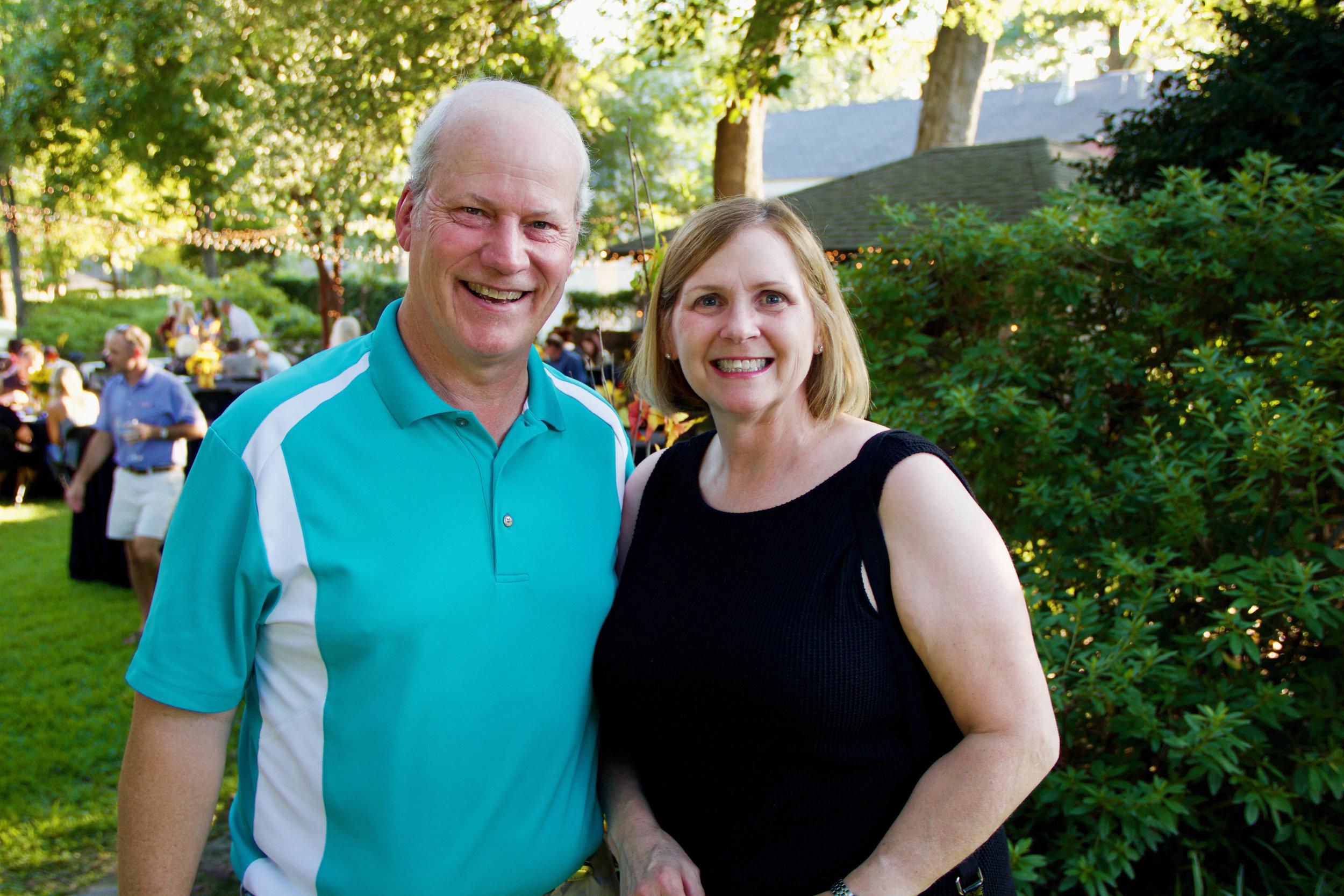 William Morriss and Jennifer Futtrell