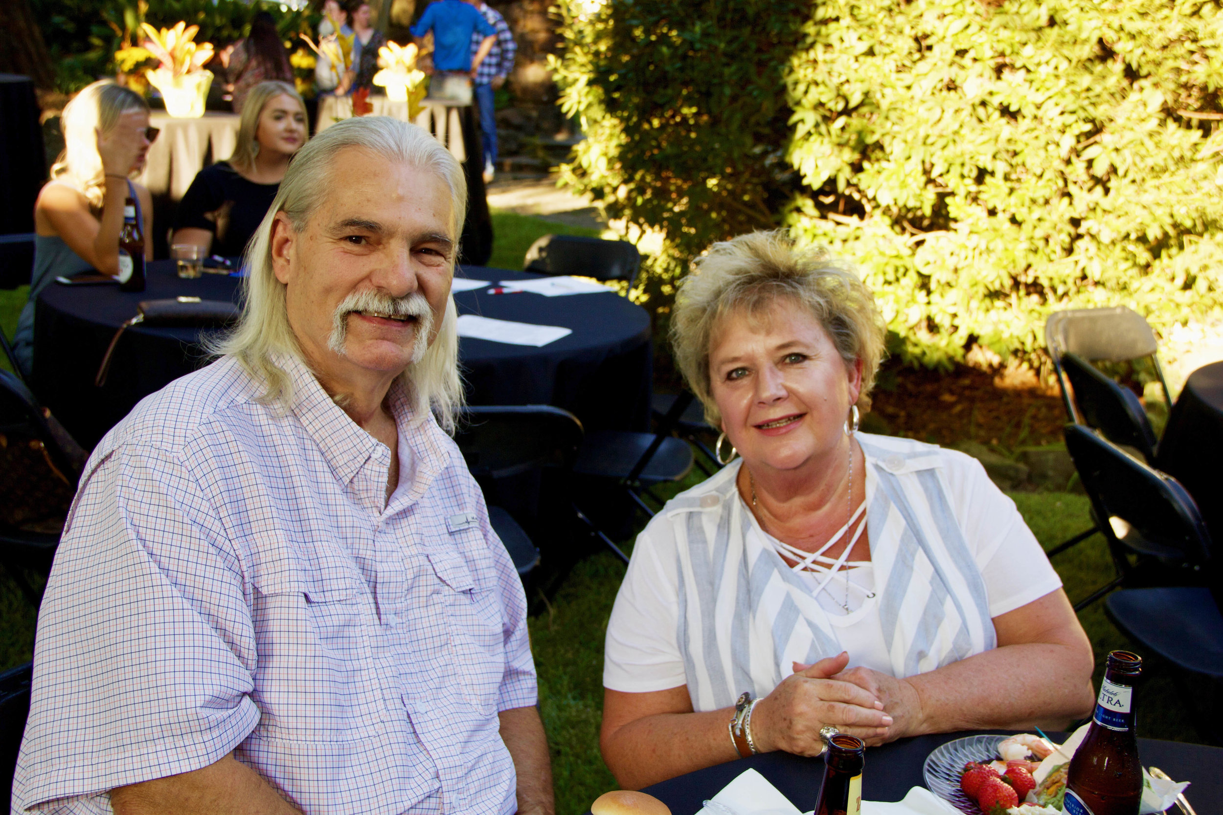 Mike and Rhonda Sangalli