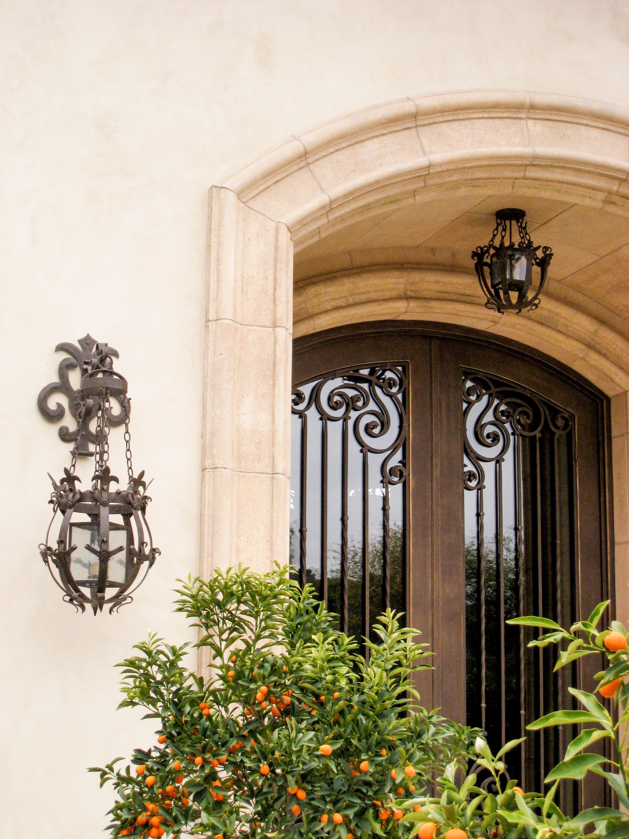 Mediterranean style estate -