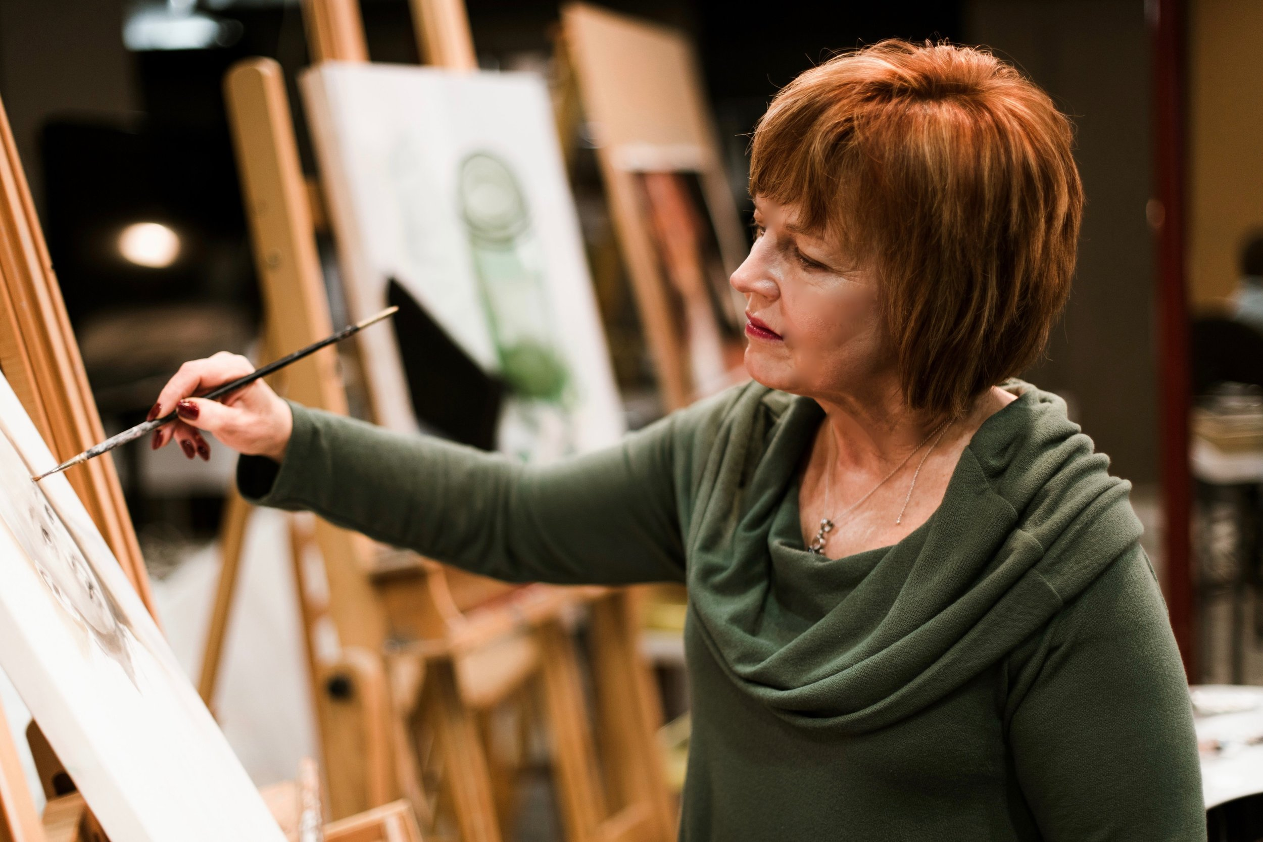 Experience and Versatility in Art Style -