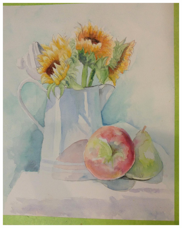 Still Life: Watercolor