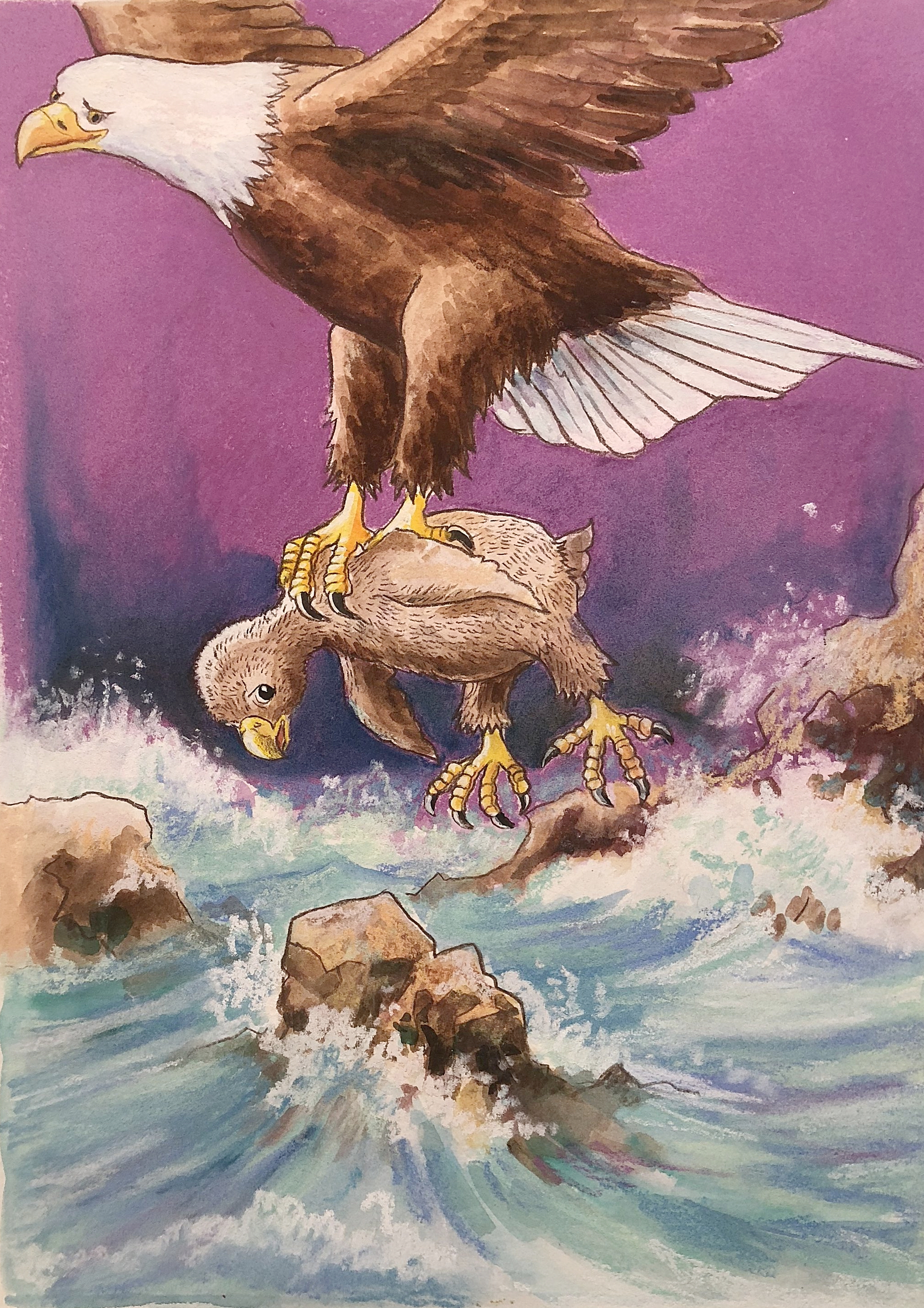 The Eaglet Story by Jim Elliff