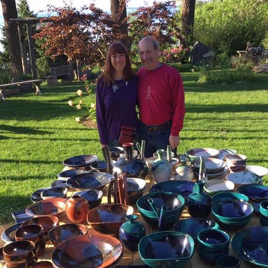 Carol Ann Bauer - Stillfire Pottery