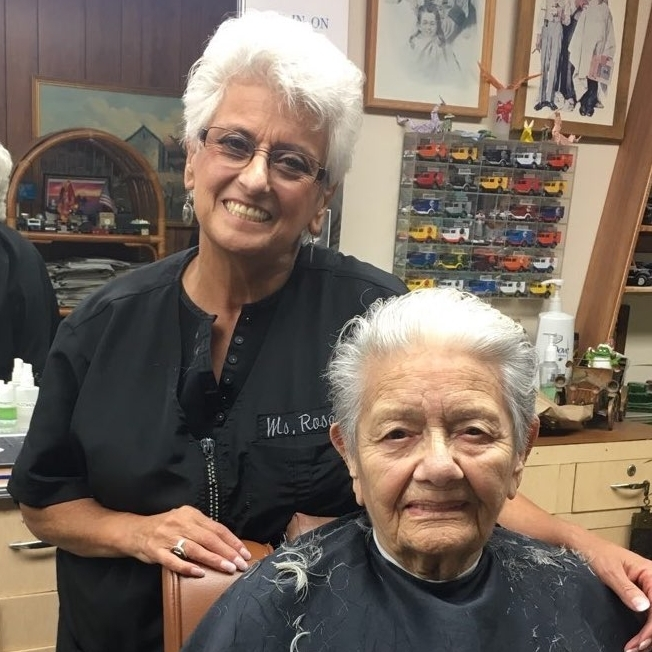 Rosa has been at the Grand since 2006.