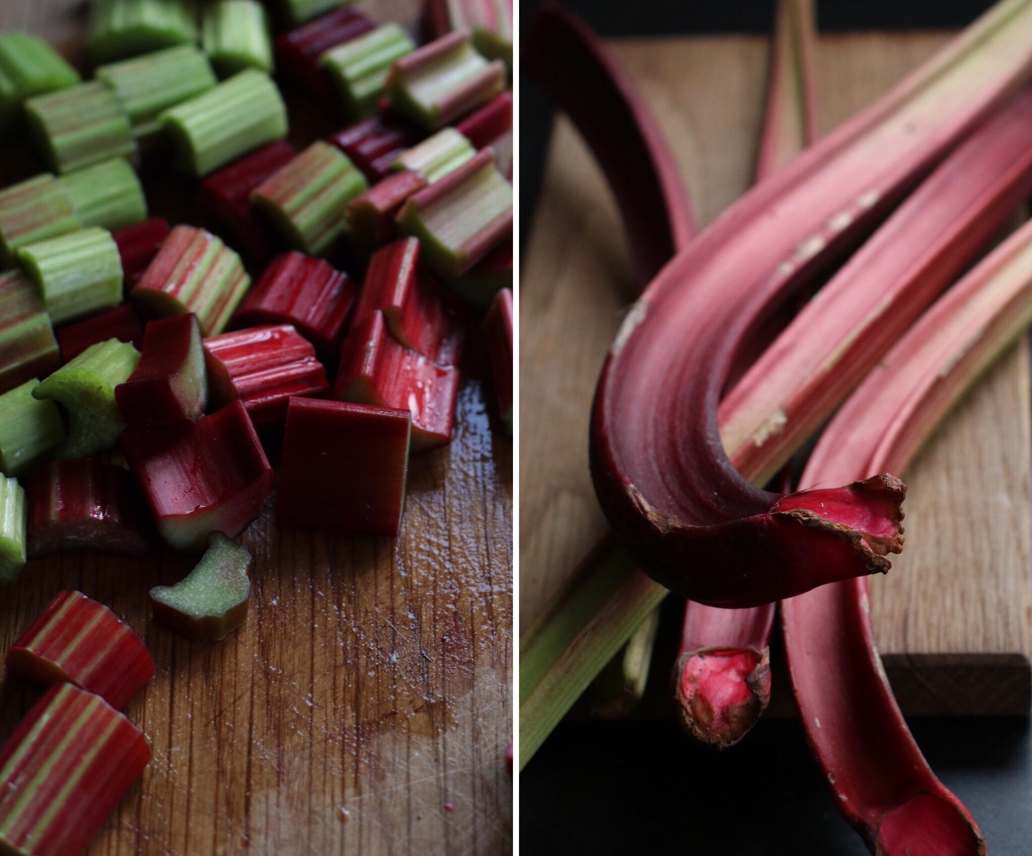 English rhubarb