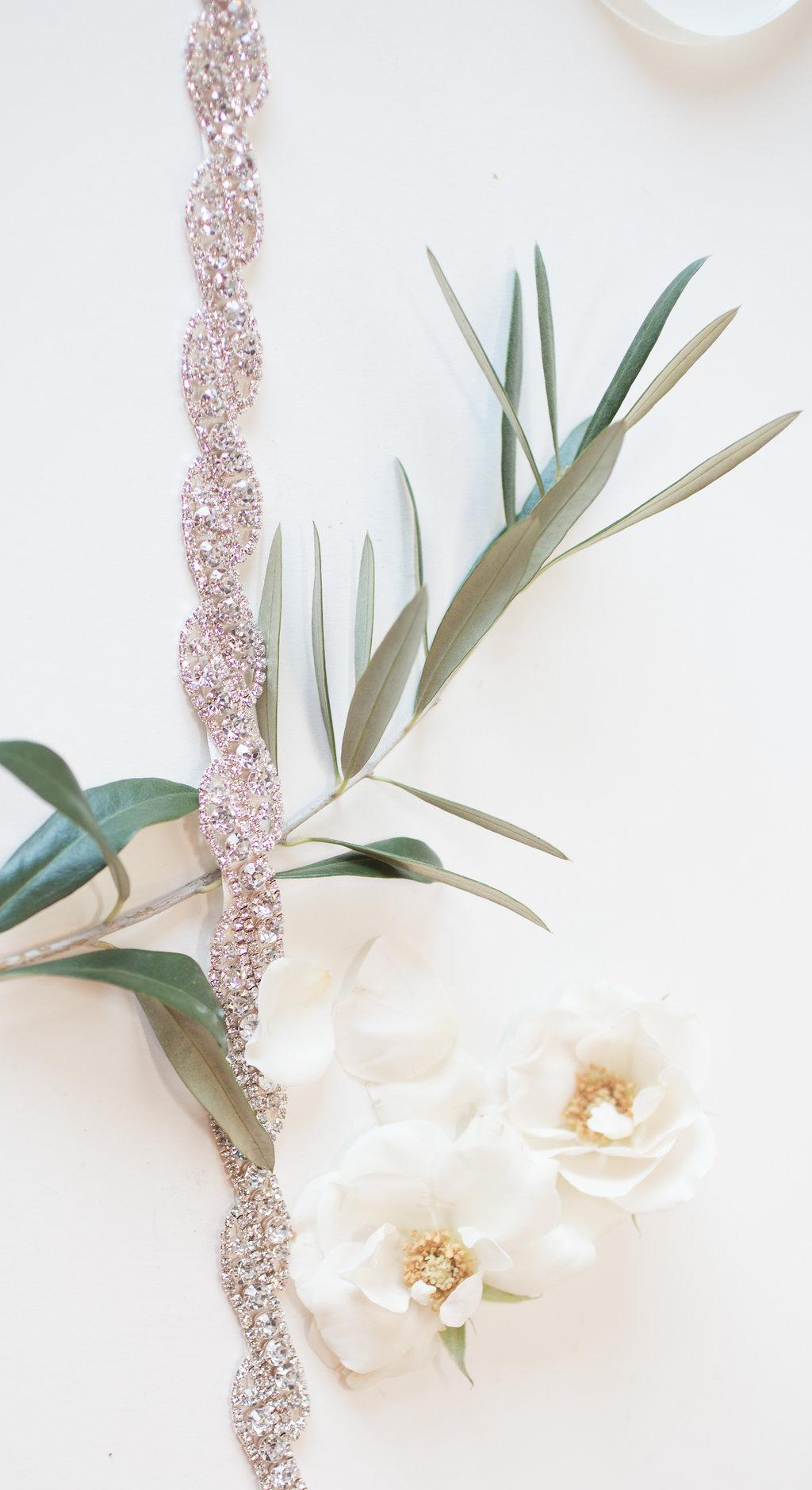 rose gold bride