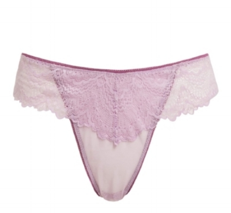 Lace knickers, £16 by Fruity Booty