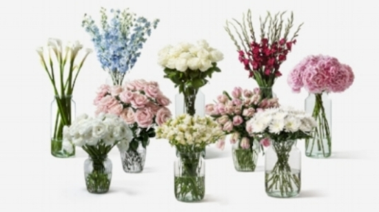Flowers, from £60 at FLOWERBX