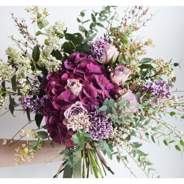 2. Flowers, from £45 by Lucy Vail Floristry