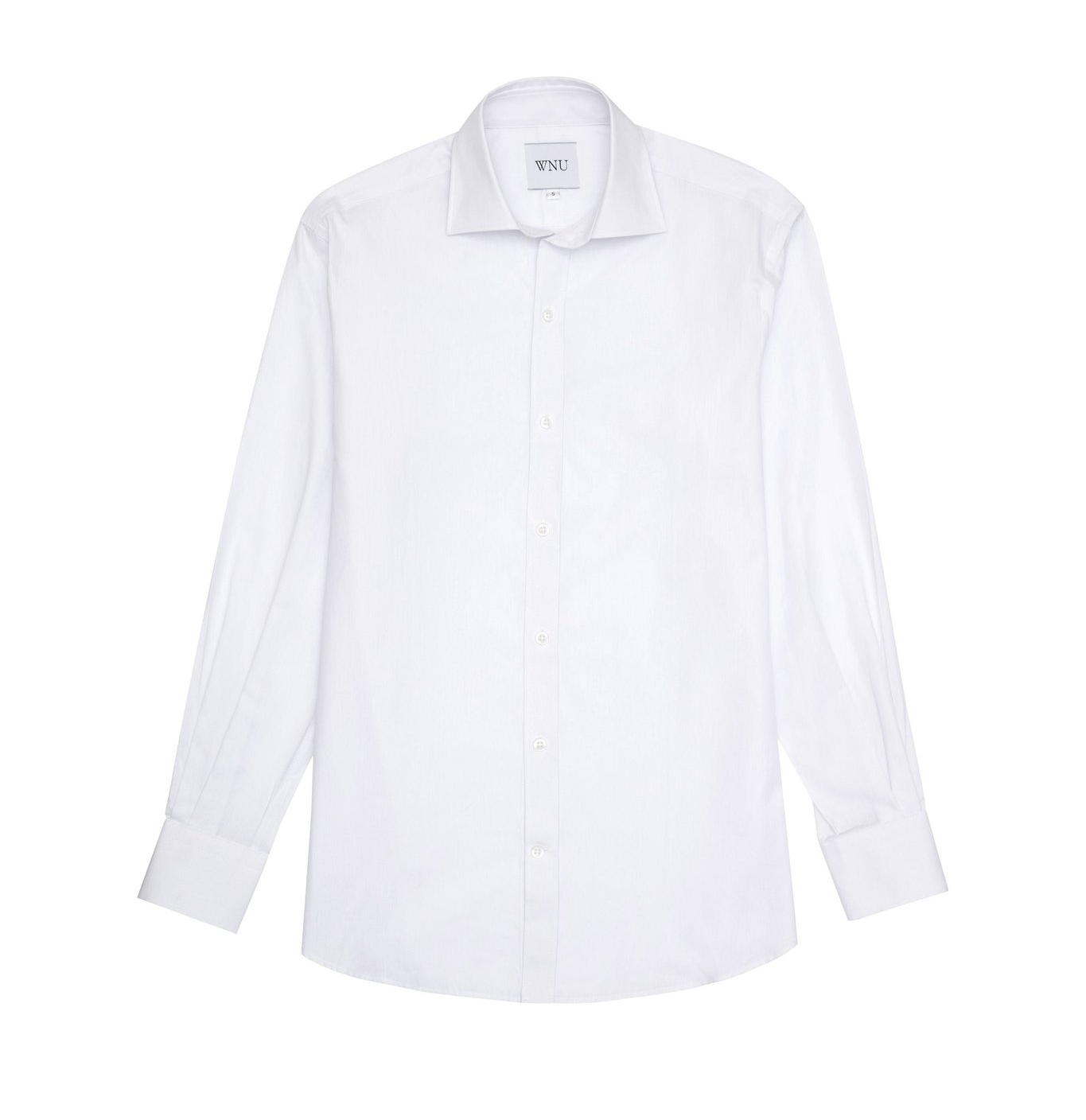 1. Cotton shirt, £80, by With Nothing Underneath