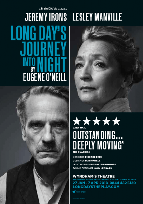 8. Theatre tickets, from £15, Long Day's Journey into Night