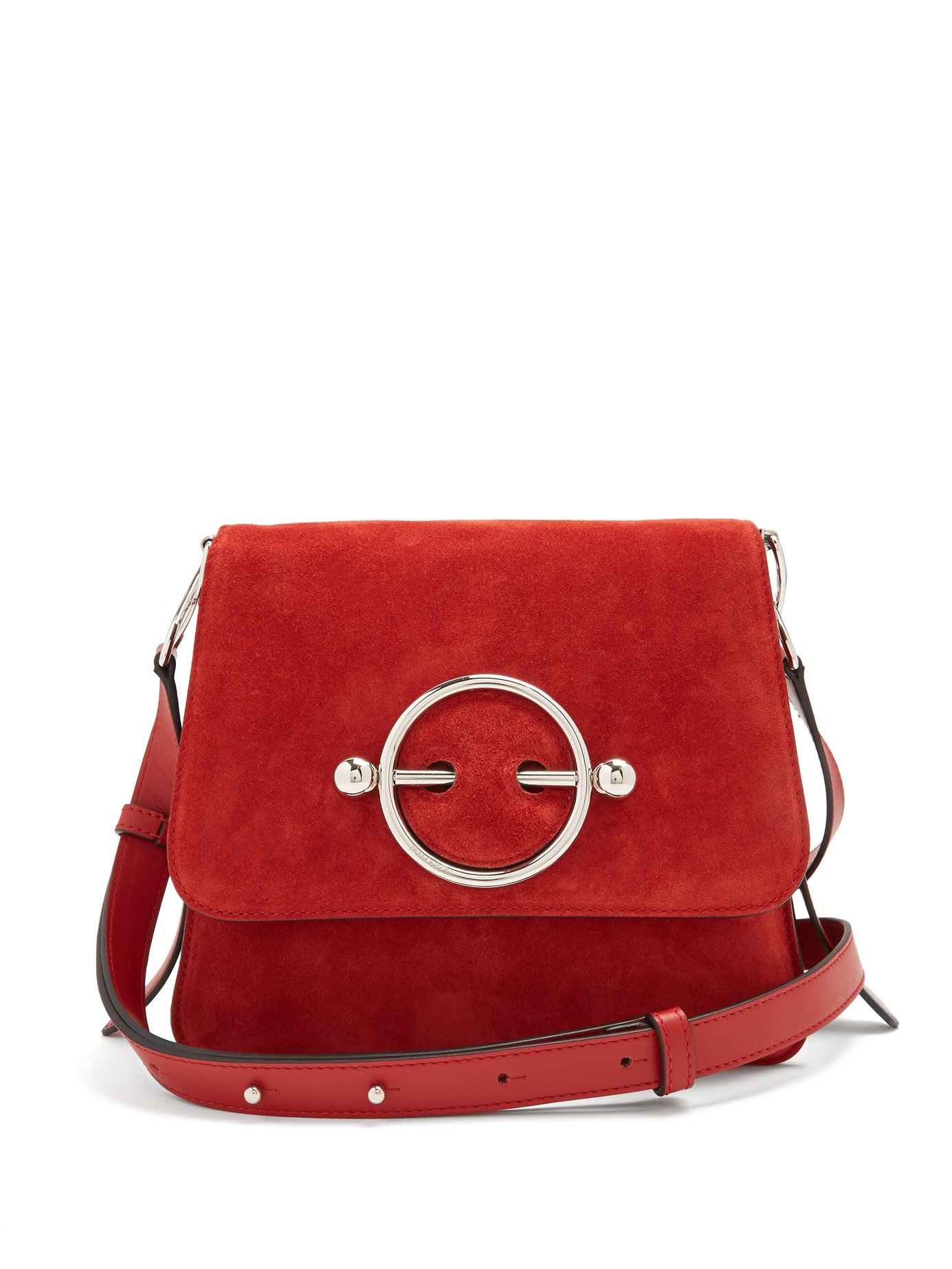 1. Leather bag, £975 by JW Anderson