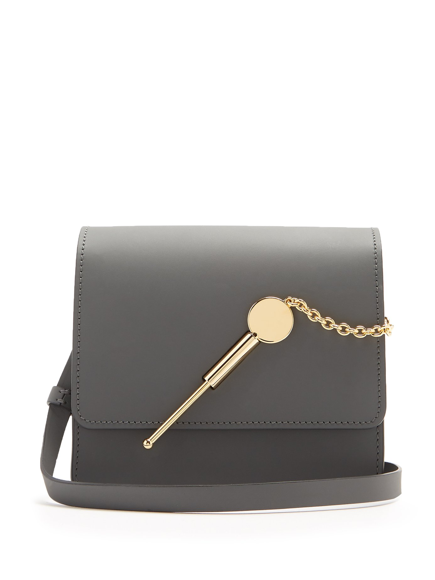 6. Leather bag, £325 by Sophie Hulme