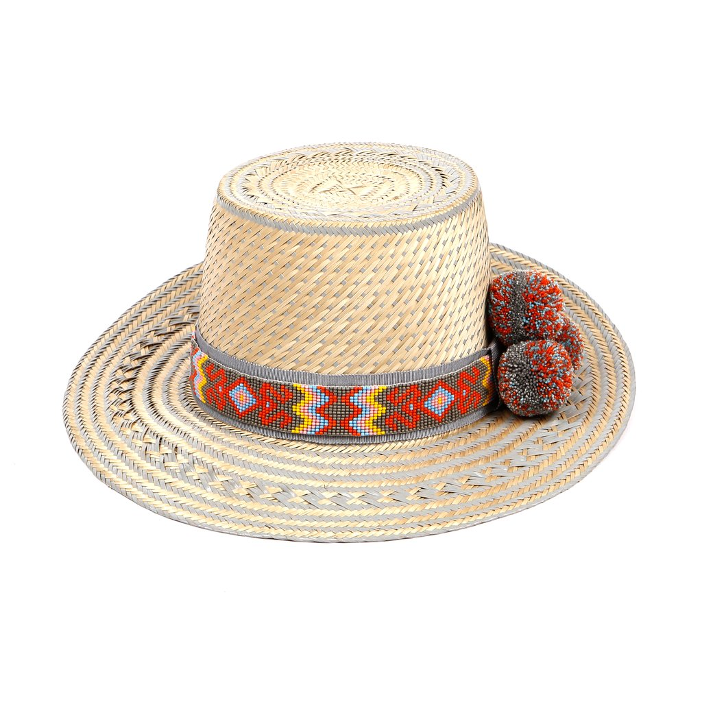 4. Mirabel Straw Hat, £470 by Eugenia Kim at Net-a-Porter