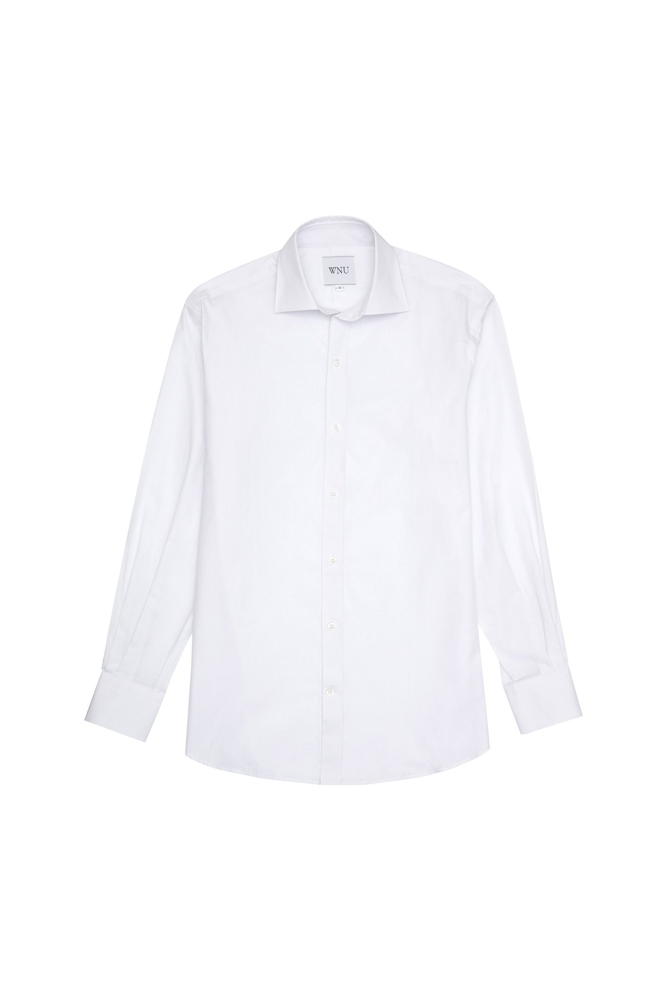 4. White shirt, £80 by With Nothing Underneath