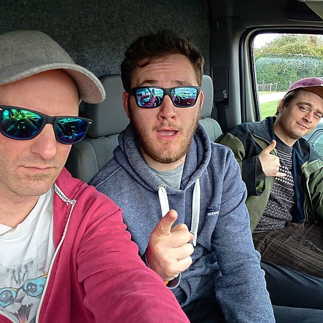 Sadly our usual saxomophone fondler @danhuman can't be with us at @exmouthfestival today, fortunately @smills1411 and @zacharkavy have kidnapped @thomaswilliamtaylor from the mighty @cutcapers to sit in... Gonna be big, we're onstage at 7.15! 🔥🔥🔥#backbeatsoundsystem #reggae #dub #easystarrecords #livemusic #exmouth #exmouthfestival #devon