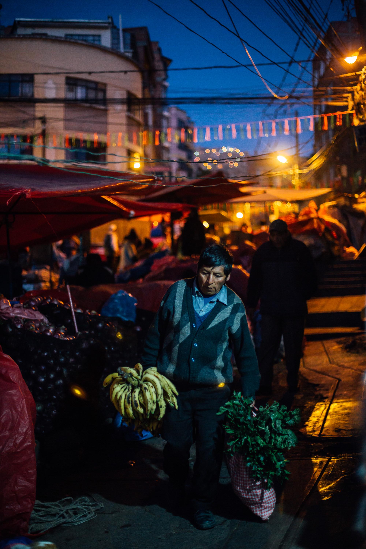 Fotografía. Alexandra Meleán  Serie #MERCADOS - 6 AM