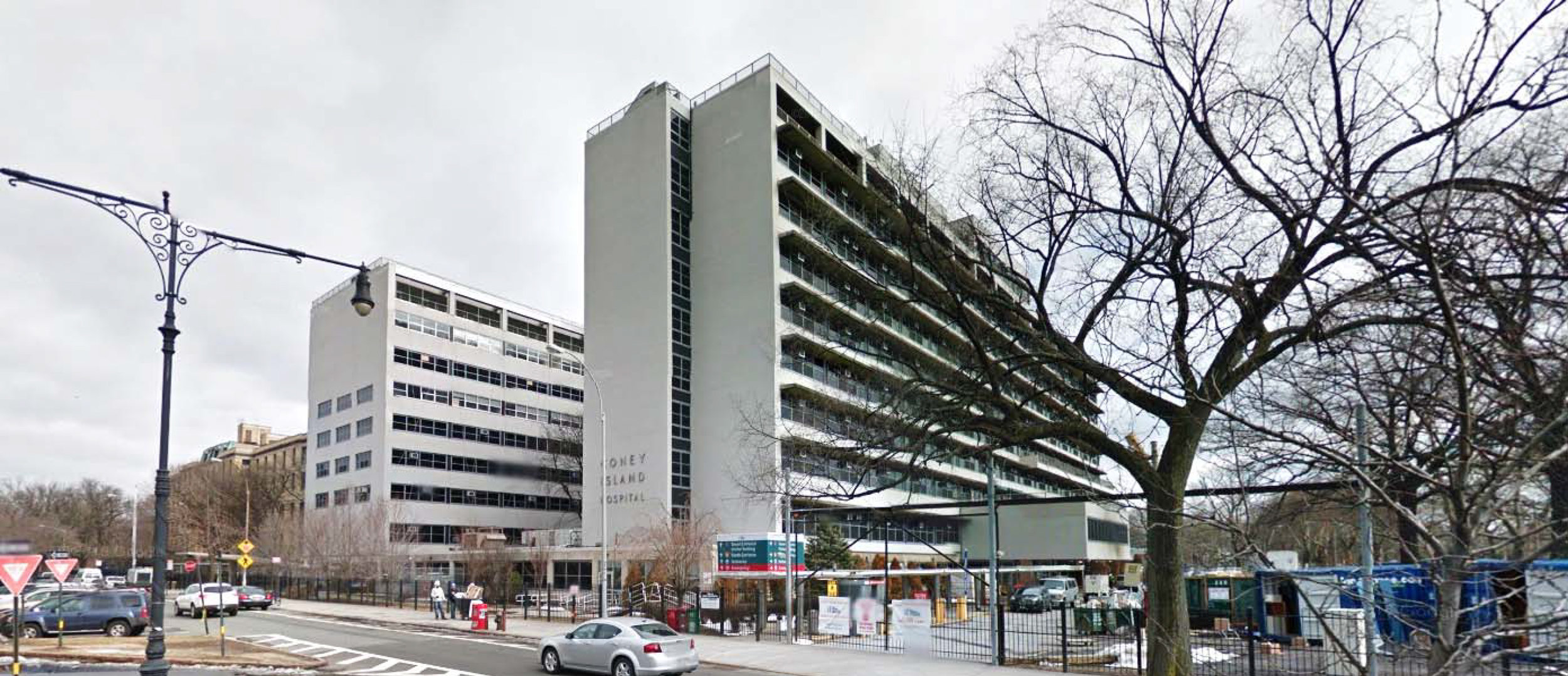 Coney Island Hospital - 2601 Ocean ParkwayBrooklyn, NY 11235